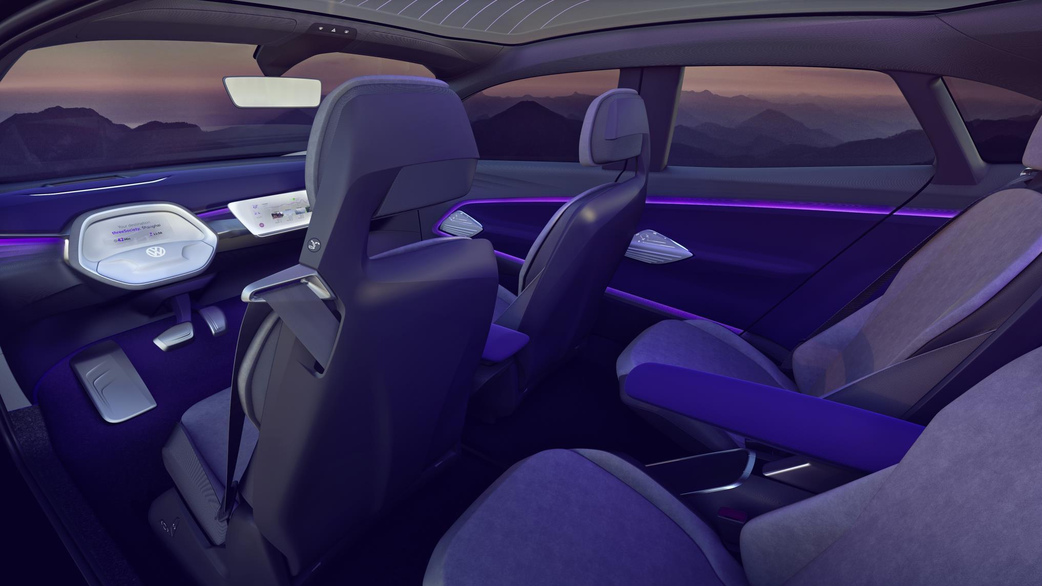 Одним из трех главных концепт-каров Автосалона в Шанхае 2017 является Volkswagen I.D. CROZZ Concept.