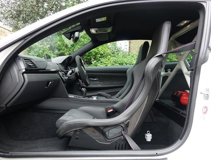 M4 Competion Pack включает многоспицевые колеса, более жесткую подвеску и чуть больше баланса и контроля, чем стандартный M4.