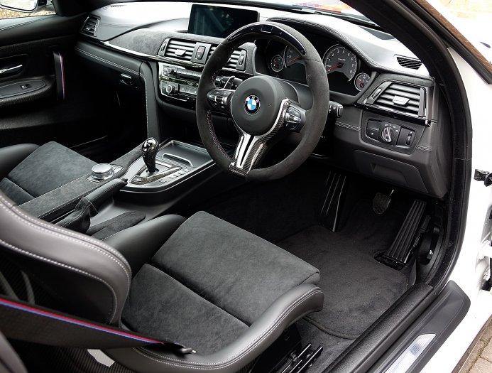 Скорее всего, у тех, кто владеем одним таким BMW, множество других машин, возможно даже GTS.