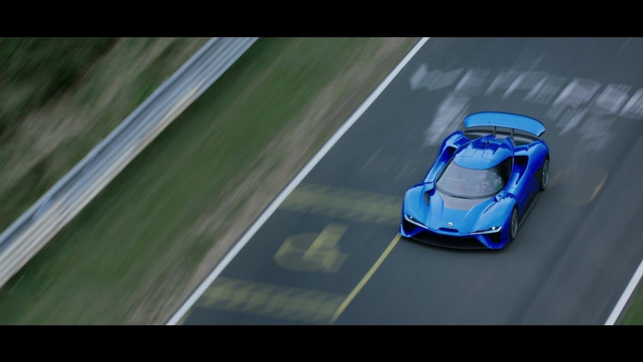 Время круг электро-кара NIO EP9 стало на целых 19 секунд быстрее, чем было в октябре 2016 года. Он на 6 секунд быстрее, чем Lamborghini Huracan Performante и на 2 секунды быстрее Radical SR8LM.