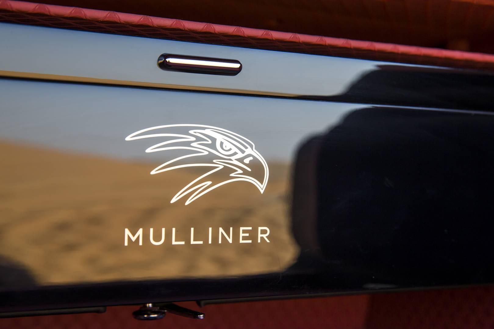 Bentley Bentayga Falconry от Mulliner - еще один пример эксклюзивного мастерства люксового бренда.