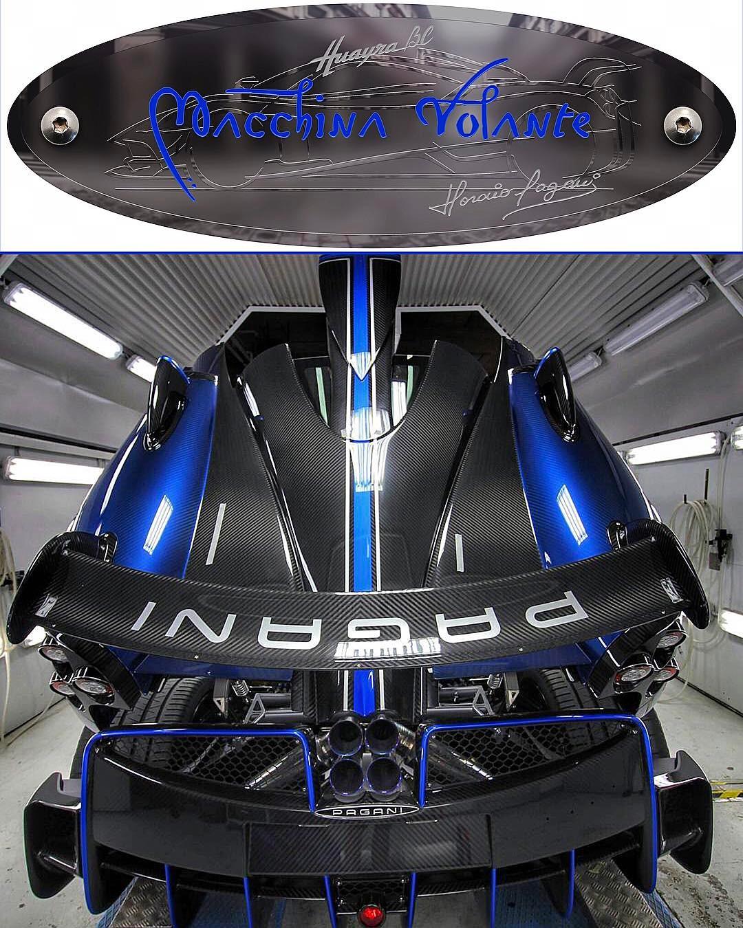 Этот конкретный Huayra BC был назван «Macchina Volante» в честь идеи Леонардо да Винчи о создании машины, которая могла бы позволить человечеству летать.