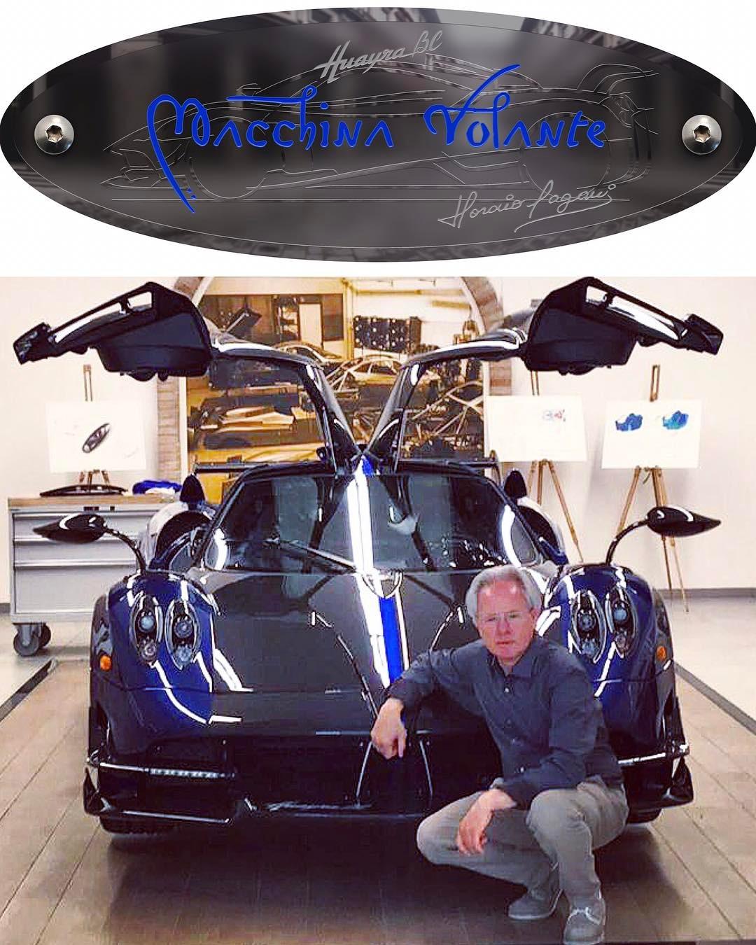 Мы считаем, что Пагани создал лучшее автомобильное выражение этой концепции в Huayra BC.