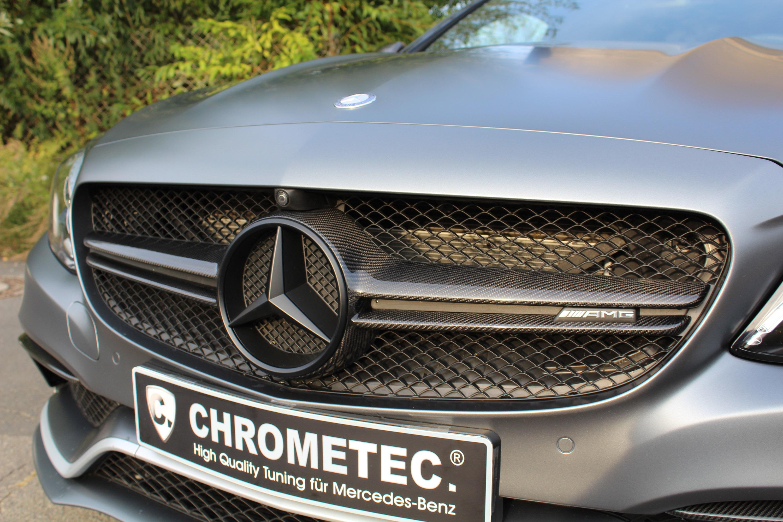 Действительно, мы говорим о CHROMETEC. Как вы, возможно, знаете, эти ребята также известны своими программами настройки Mercedes-Benz.