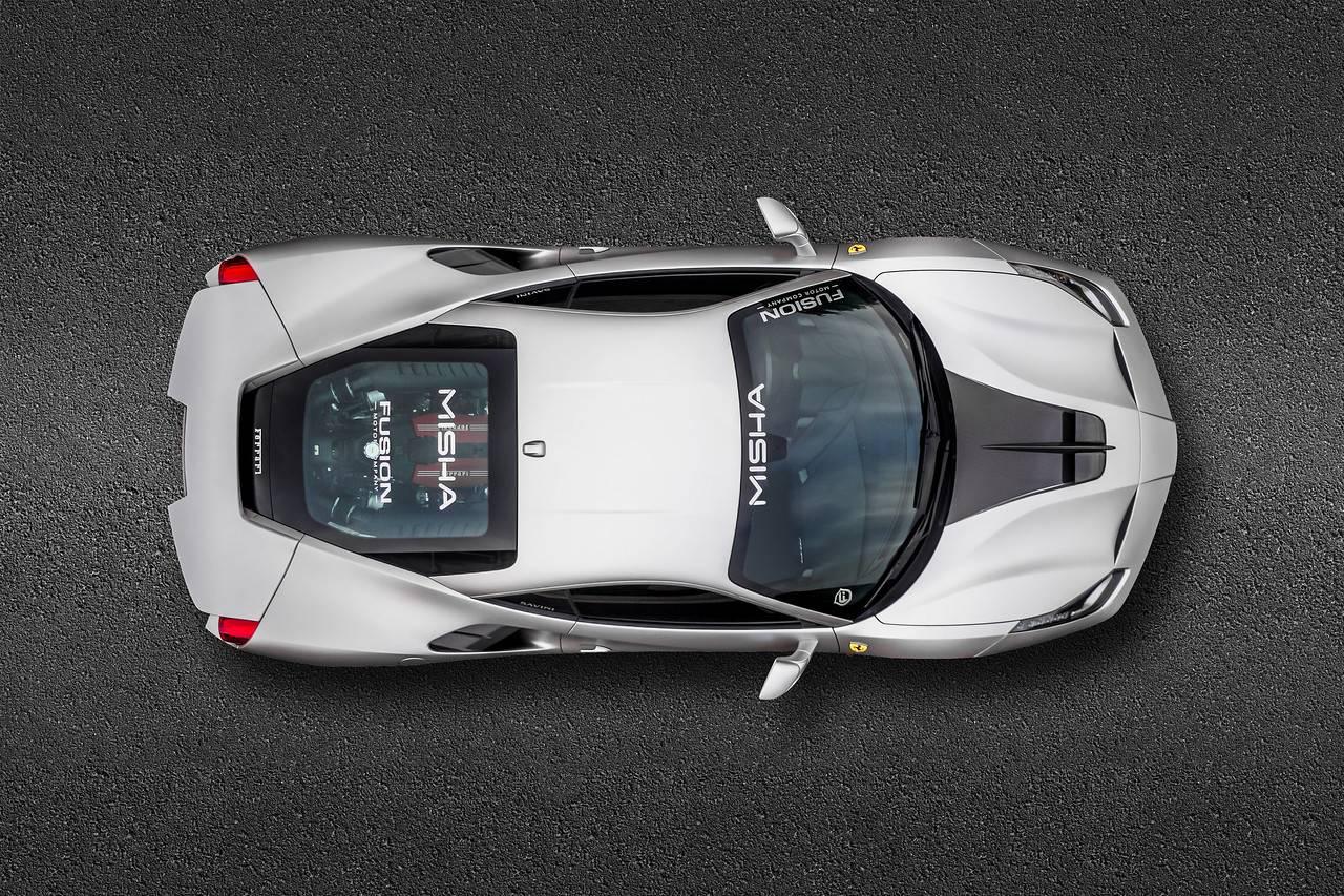 Это первый комплект расширения Misha Design для 488, который в последнее время является популярным объектом для специалистов широкого профиля.