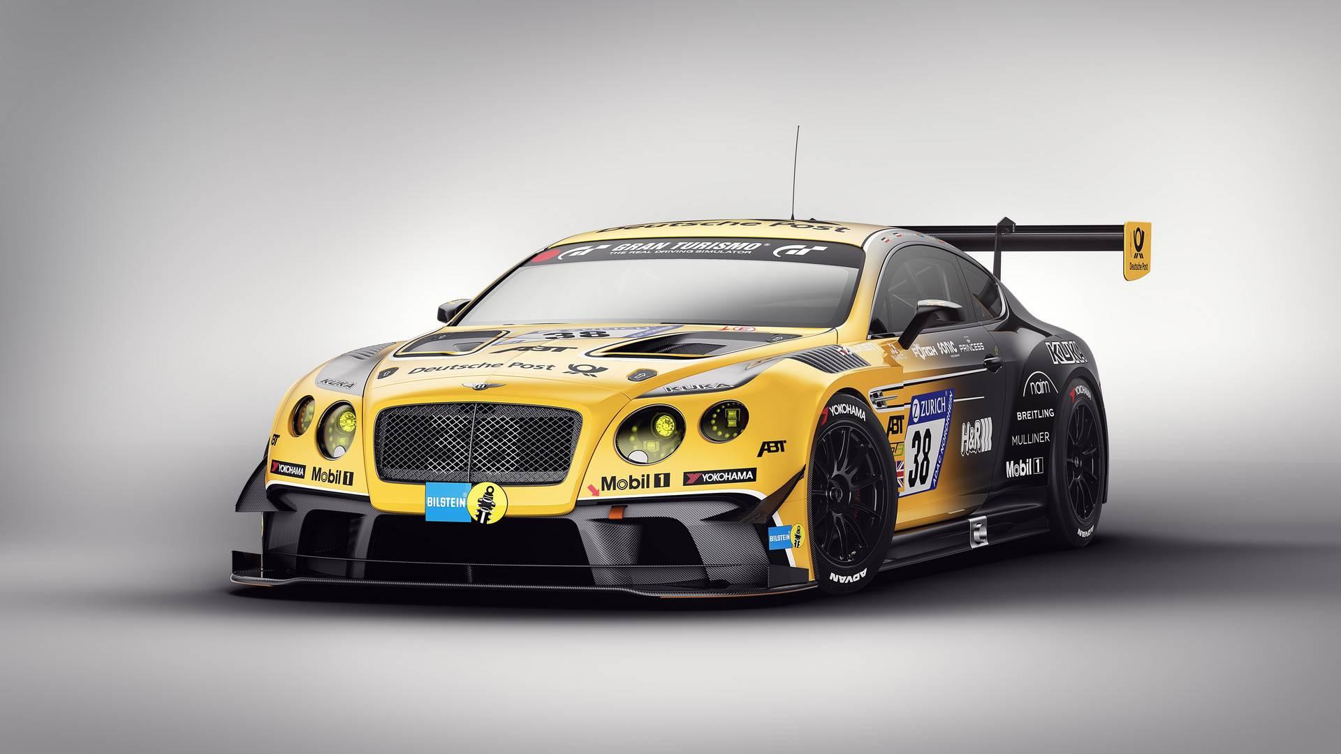 От Bentley Motorsport участвовало три автомобиля Continental GT3 на 24-часовой гонке в минувшие выходные.