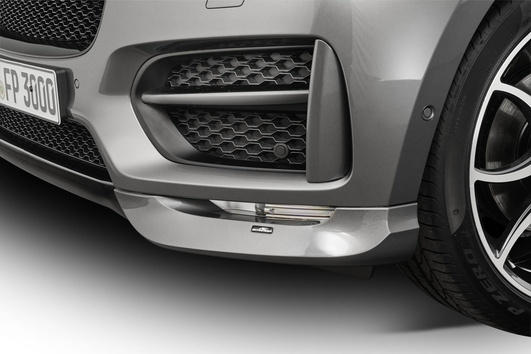 Тюнер также разработал новые колесные диски, чтобы отметить официальный тюнинг Jaguar впервые в истории компании.