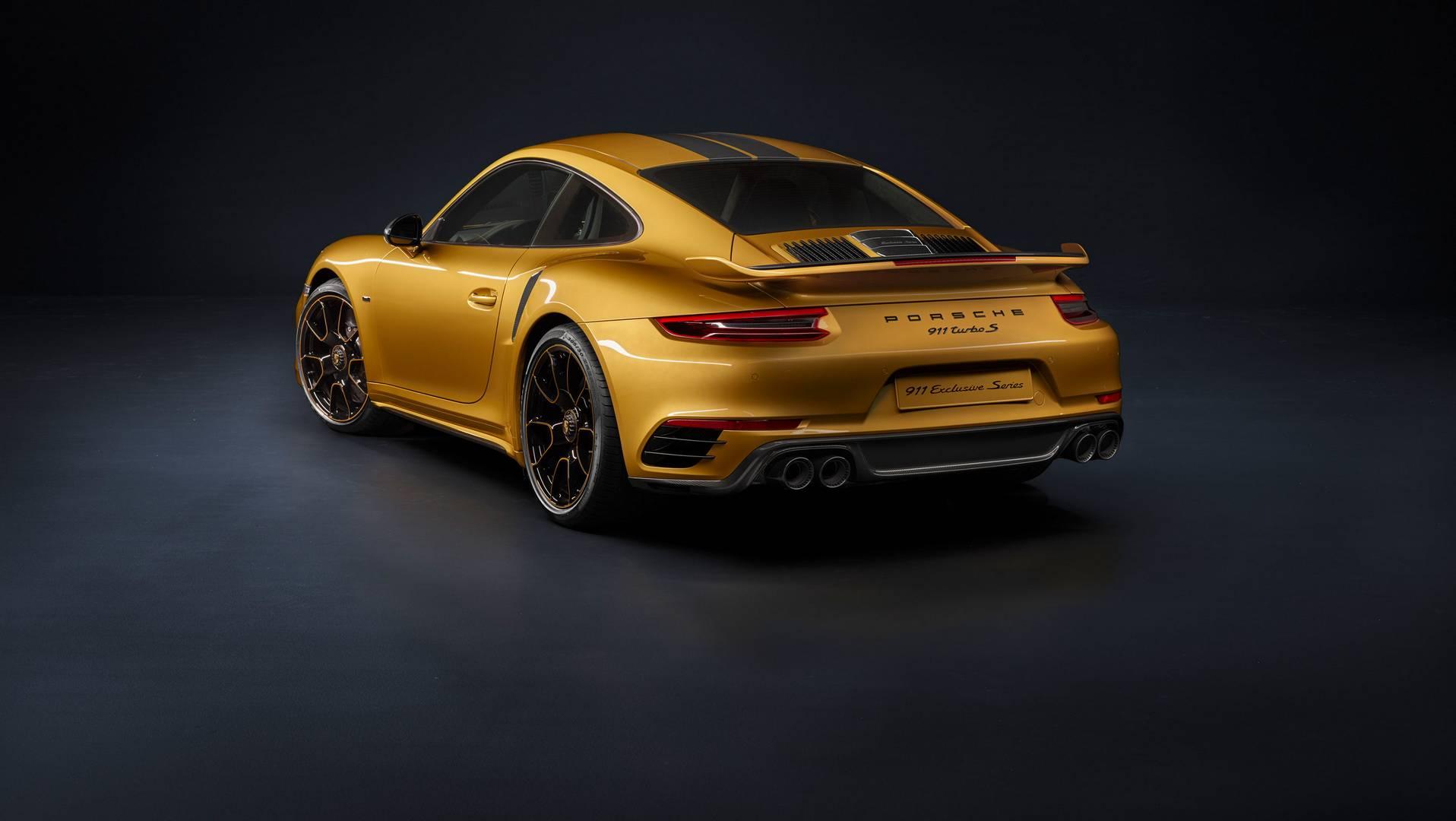 Очередной Porsche 911, говорите? Да, но этот особенный - это ограниченное издание!