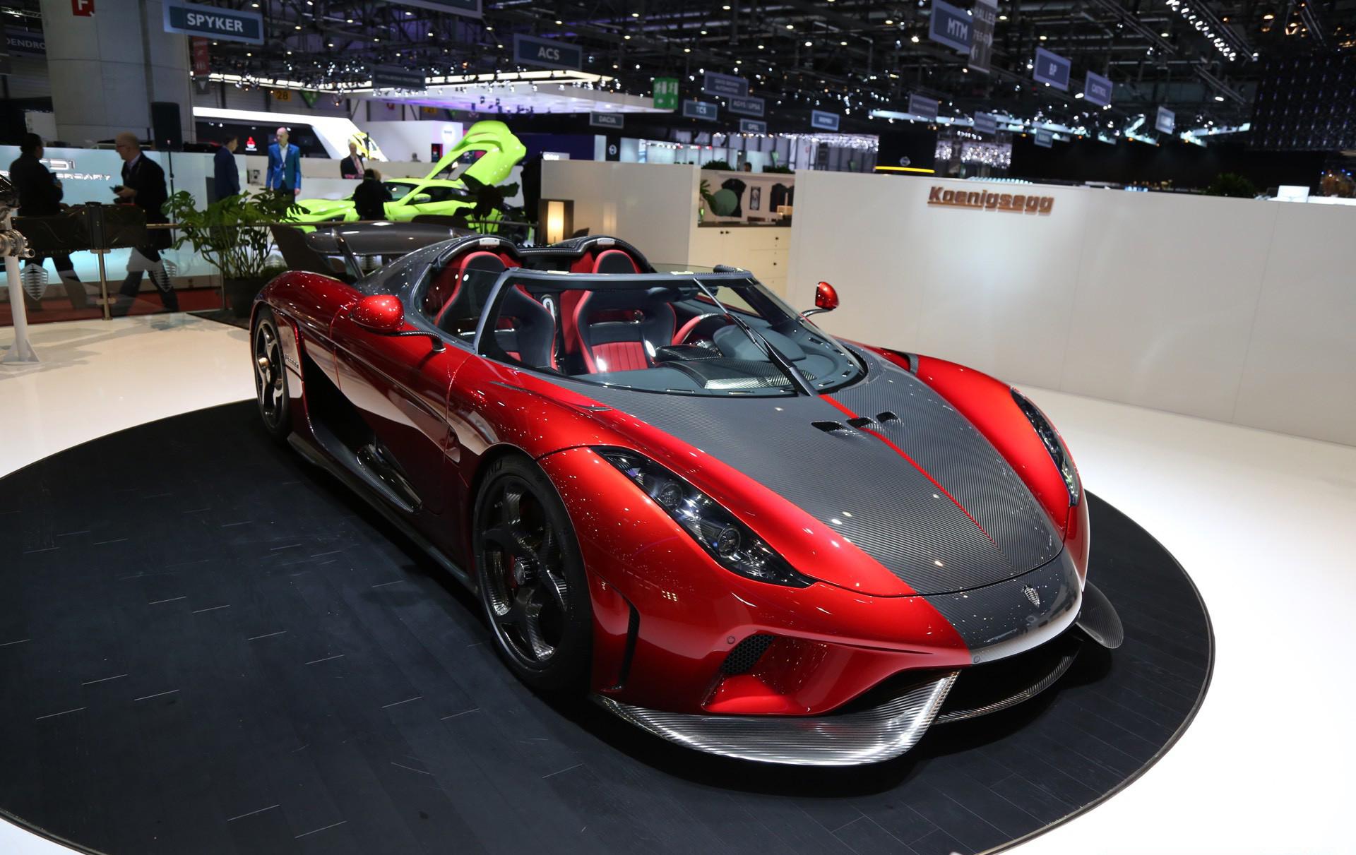 Всего 80 единиц - это крупнейшая серия автомобилей в истории компании, и в первый раз Koenigsegg будет строить два автомобиля одновременно.