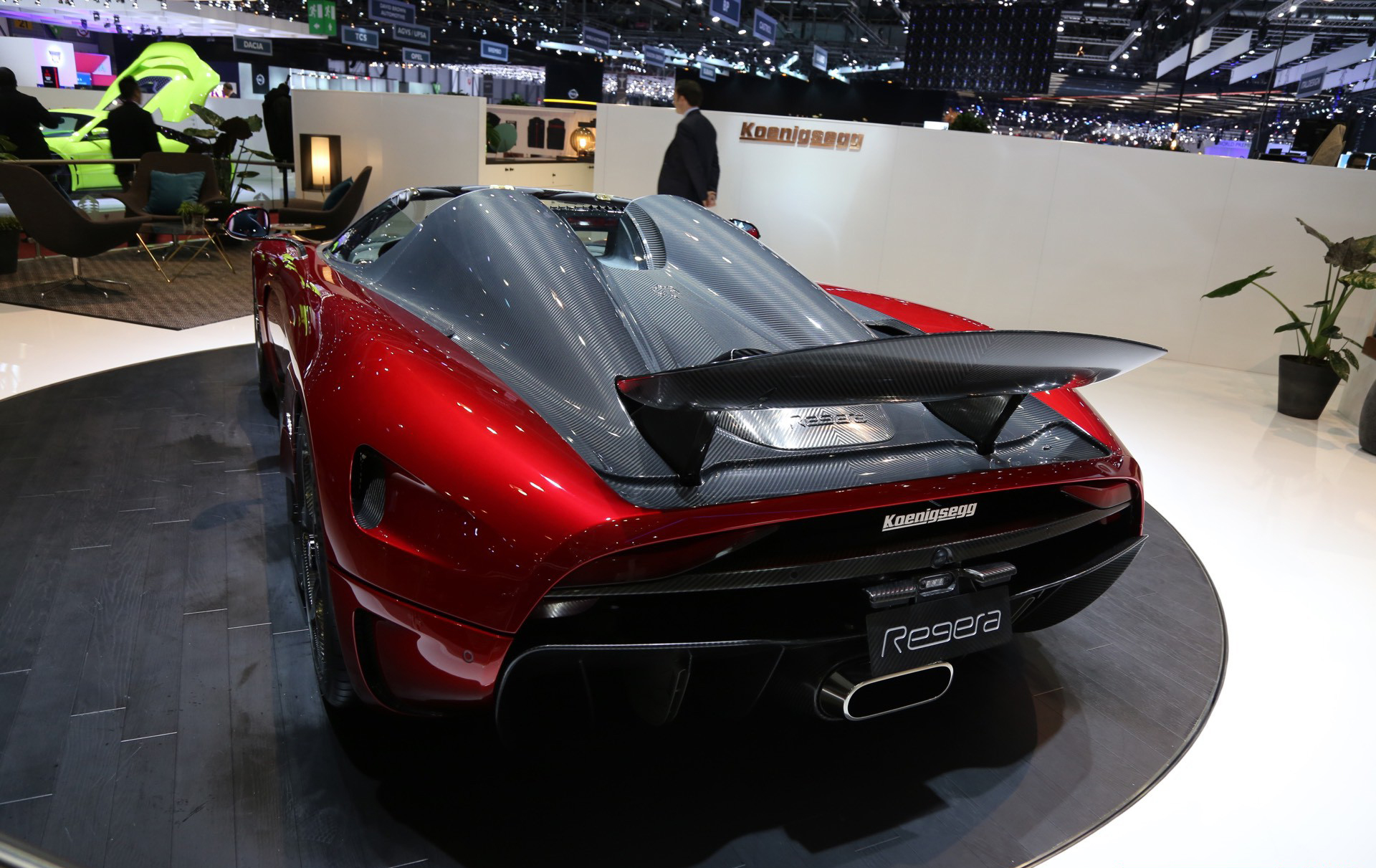 Koenigsegg Regera действительно представляет собой  большую веху для шведского эксклюзивного бренда.