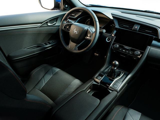 Мы были немного разочарованы, когда Honda показал новый Civic Si мощностью всего 205 лошадиных сил.