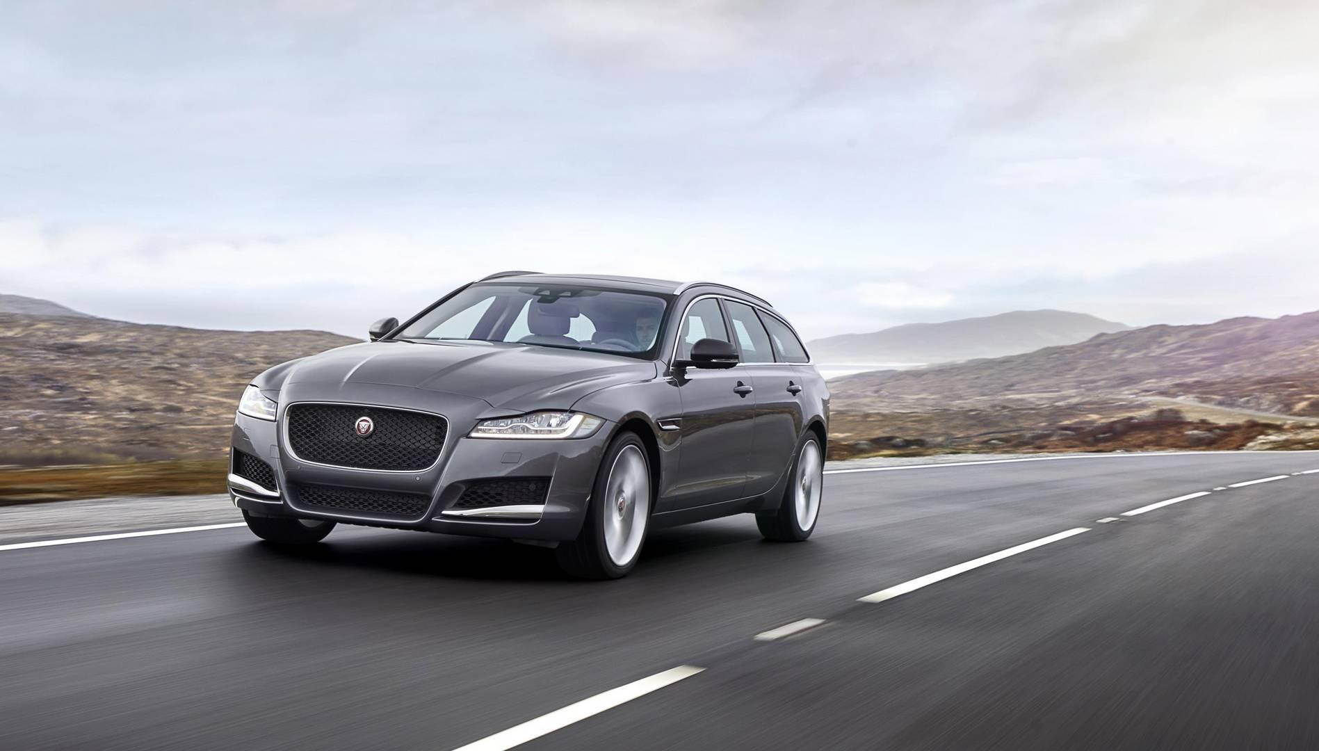 Jaguar также предложит различные диапазоны двигателей на разных рынках.