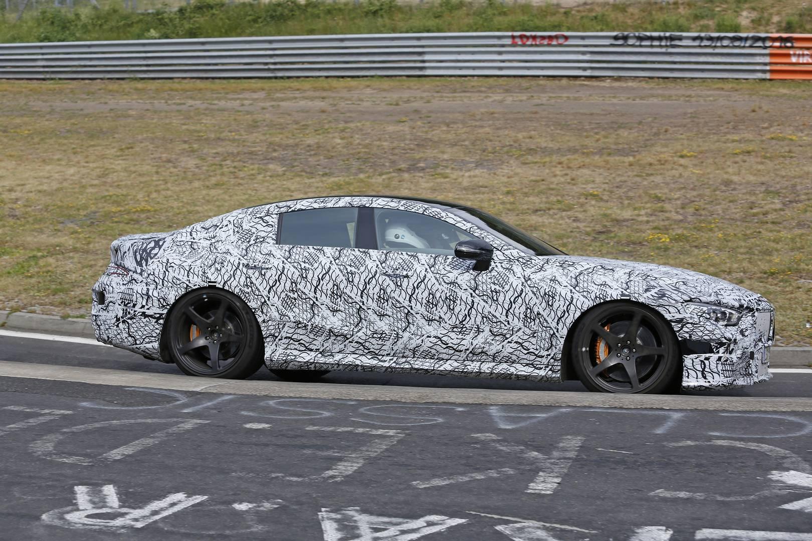 Mercedes не оставил концепцию простым художественным проектом (как в случае с AMG Vision GT).