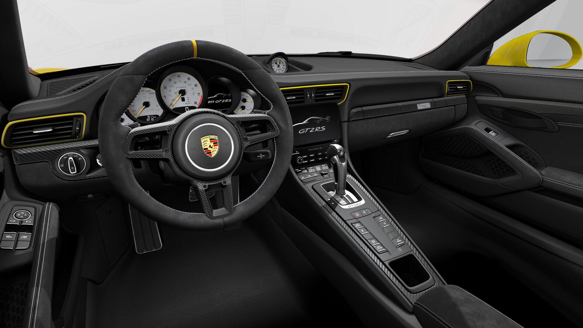 Porsche только запустил свой онлайн-конфигуратор для нового Porsche 911 GT2 RS, чтобы каждый мог проявить свои самые дикие фантазии.