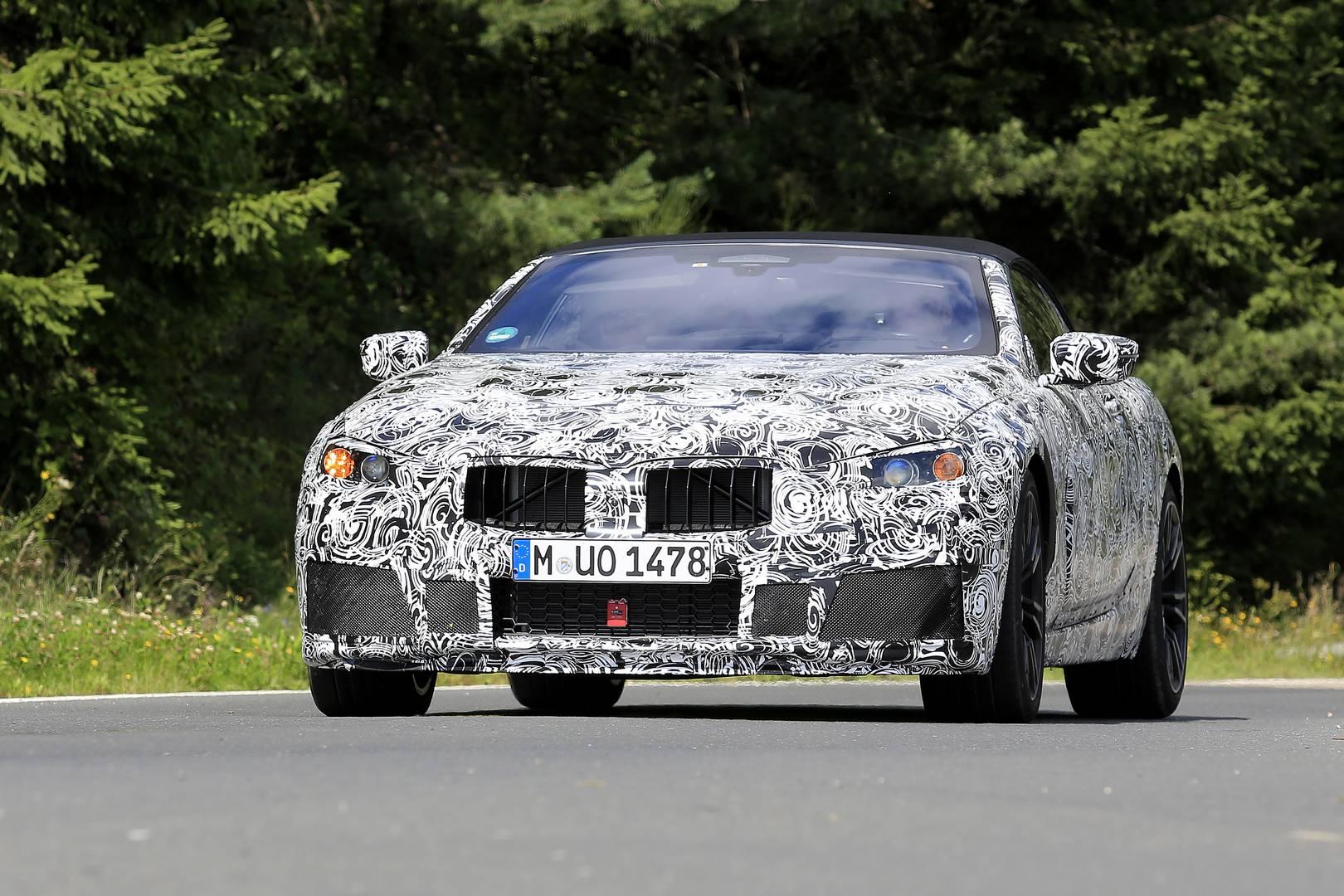 Если вы не можете дождаться, когда же увидите BMW 8 Series в действии, можете быть спокойны - недавно BMW заявил, что гоночная версия BMW M8 GTE дебютирует в следующем году. Ожидайте увидеть его на 24 часах Дайтоны в конце января 2018 года!