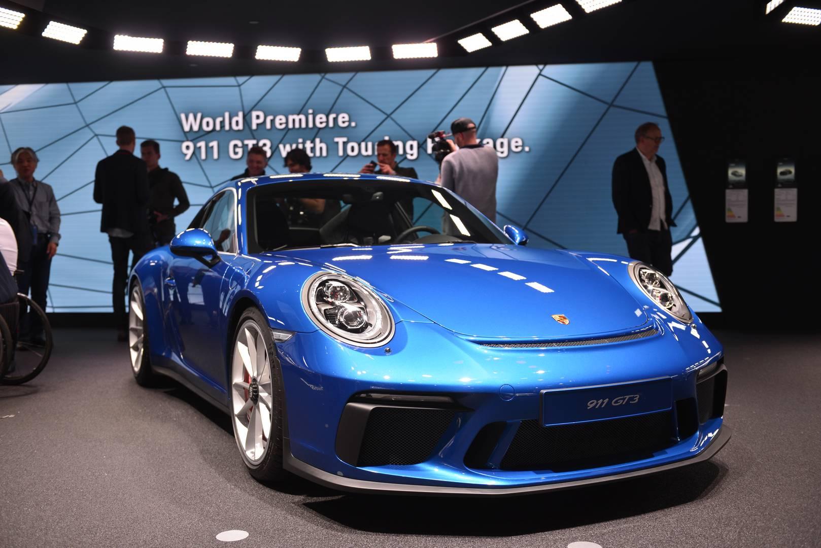 Следите за информацией о Франкфуртском автосалоне 2017 на Топ Тюнинг!