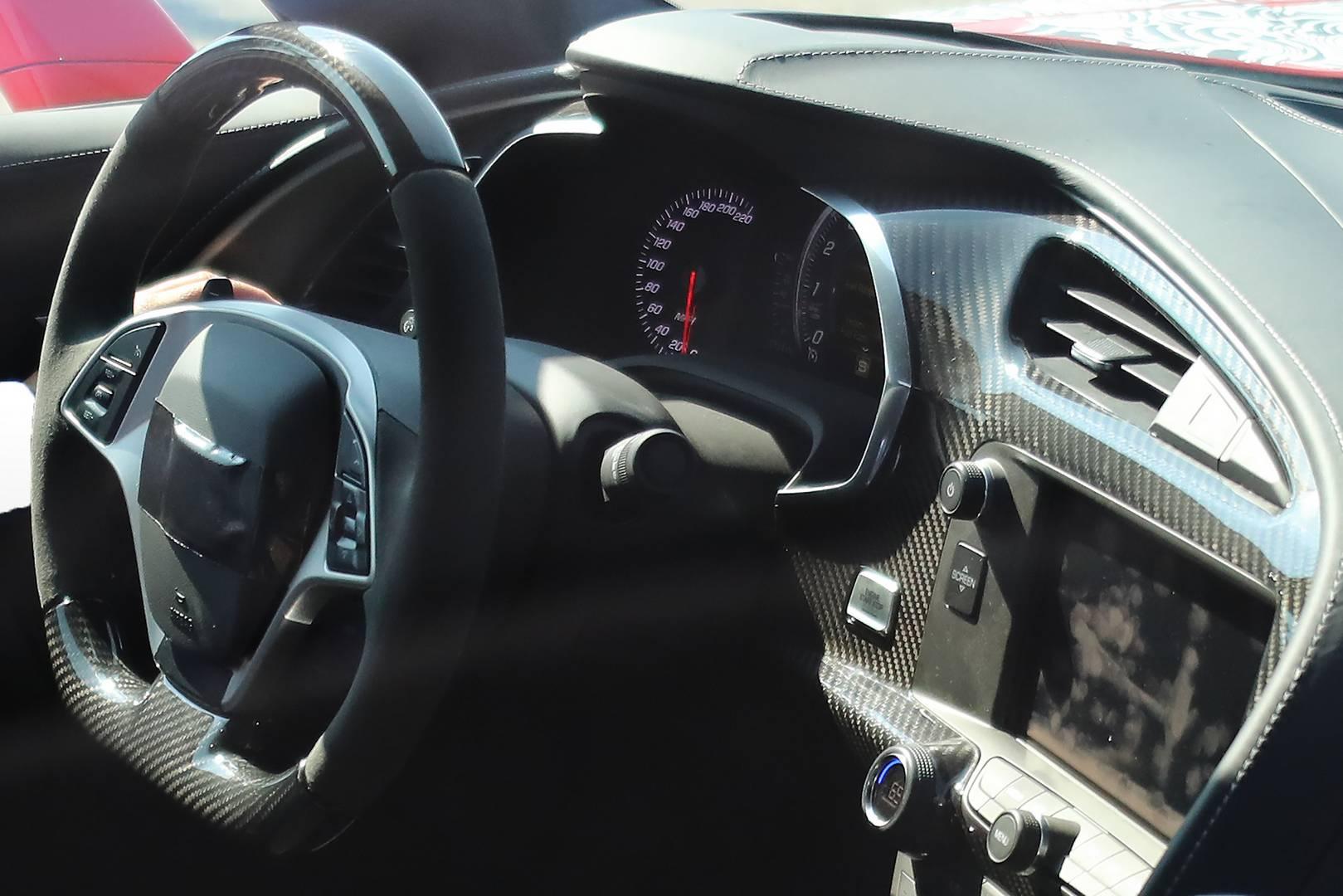 Топовая модель диапазона Corvette тестировалась по крайней мере с середины 2016 года, когда автомобиль был впервые замечен на дороге.
