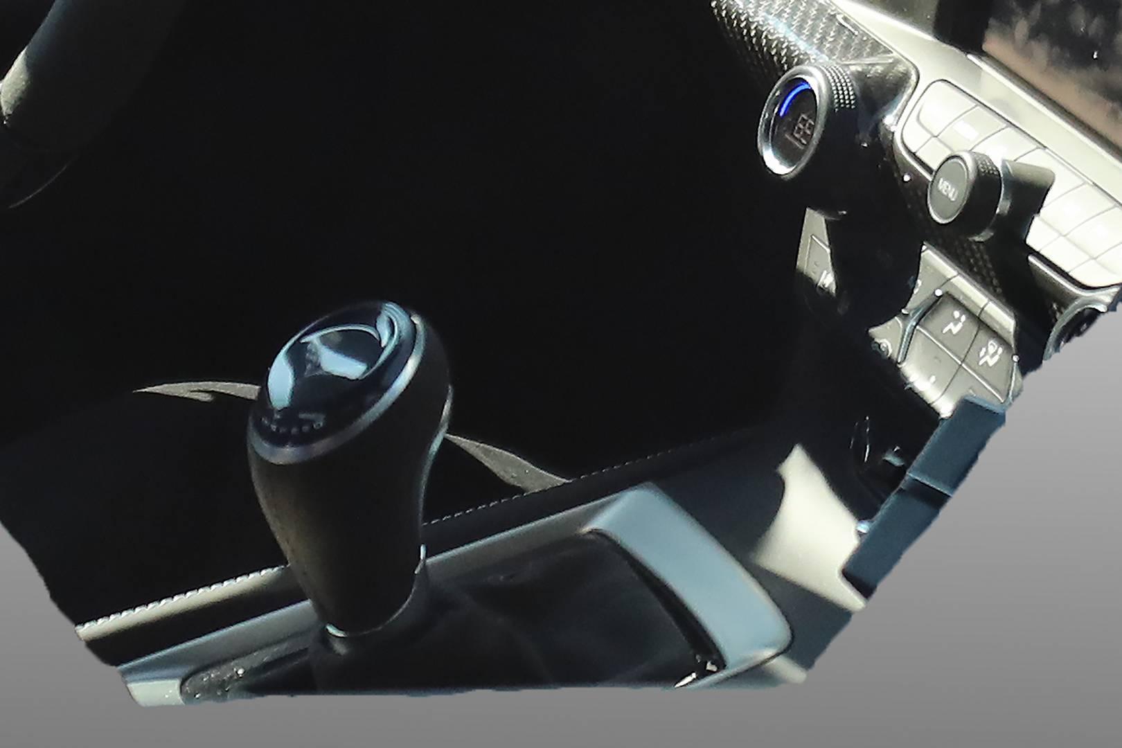 Шпионские снимки были сделаны на тестировании Corvette ZR1 Convertible в США.