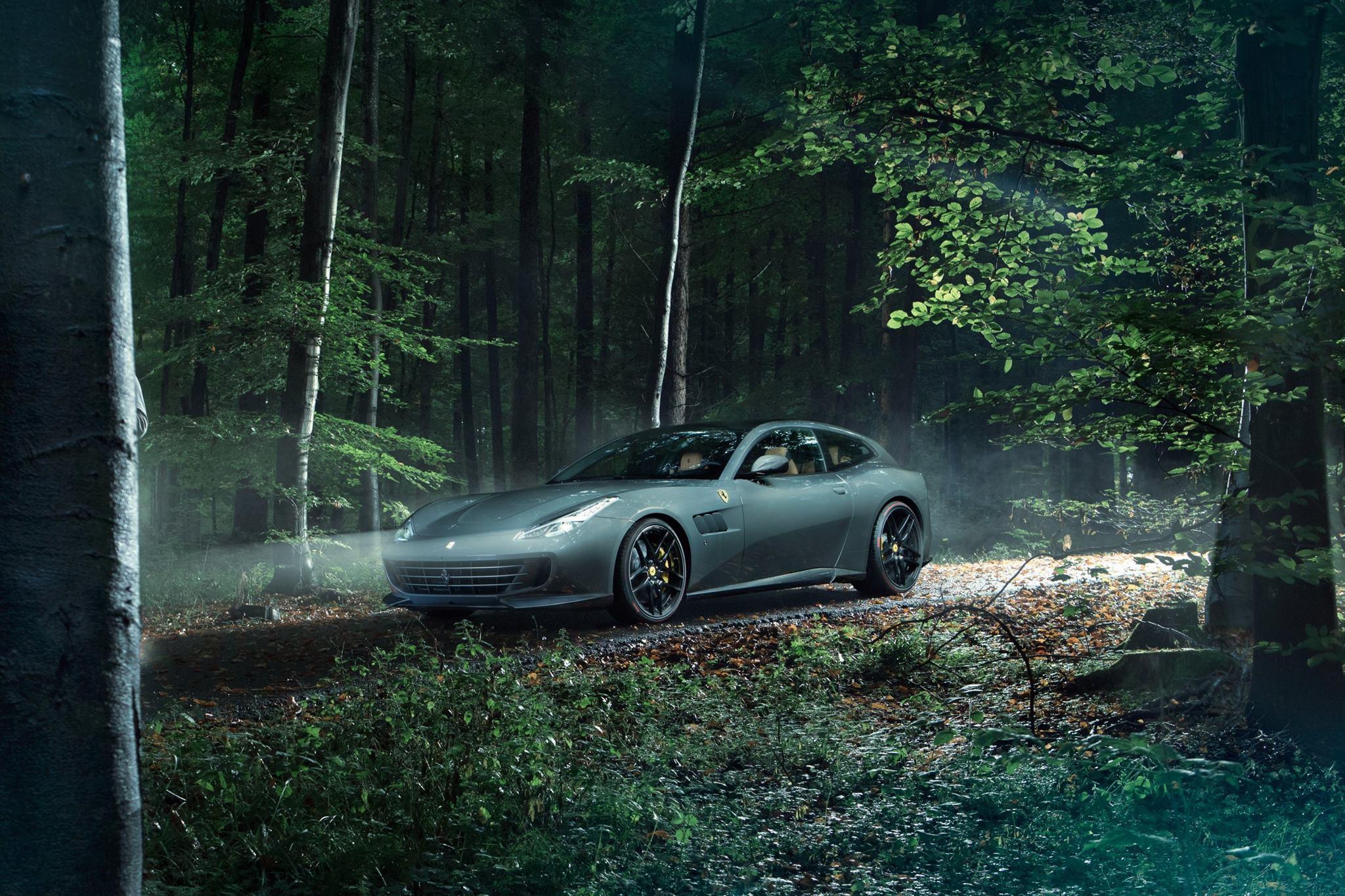 Тюнинг-ателье Novitec выпустило свой пакет тюнинга для текущего Ferrari GTC4Lusso.