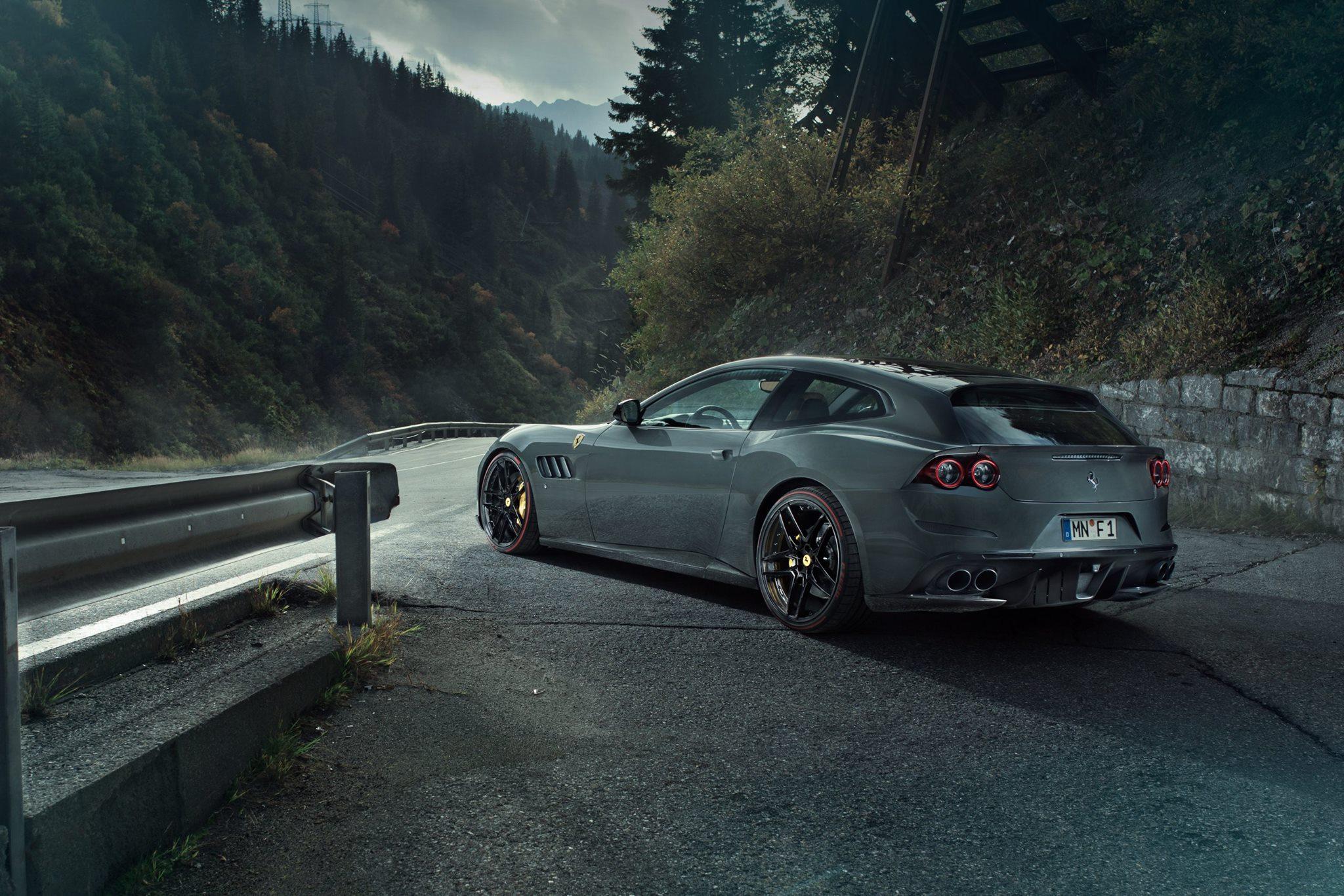 Lusso находится на рынке менее года. Novitec создал пакет, который добавляет некоторые дополнительные улучшения в дизайн суперкара. Этот пакет предназначен для тех, кто хочет, чтобы его автомобиль немного отличался от серийной модели.