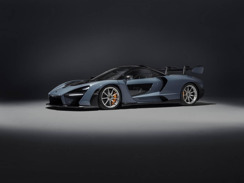 McLaren Senna - самый легкий дорожный автомобиль McLaren.