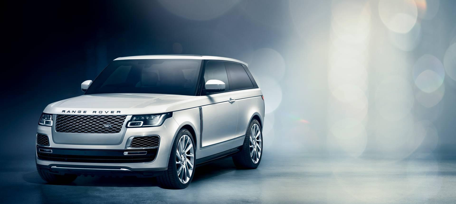 Более того, Land Rover предложит ограниченный производственный выпуск - всего 999 автомобилей!
