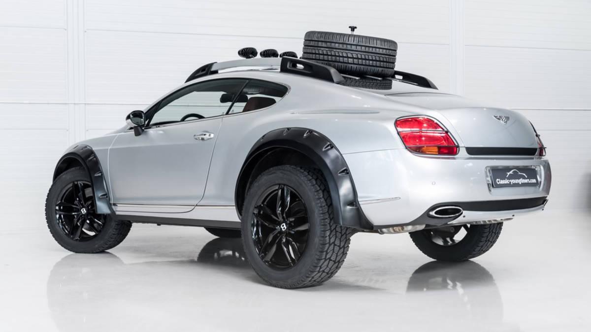 С момента своего дебюта более десяти лет назад Bentley Continental GT зарекомендовал себя как мощный автомобиль в кузове купе и кабриолет. Однако, как и некоторые владельцы Bentley, мы всегда задавались вопросом, как 6-литровый танк класса люкс с дви
