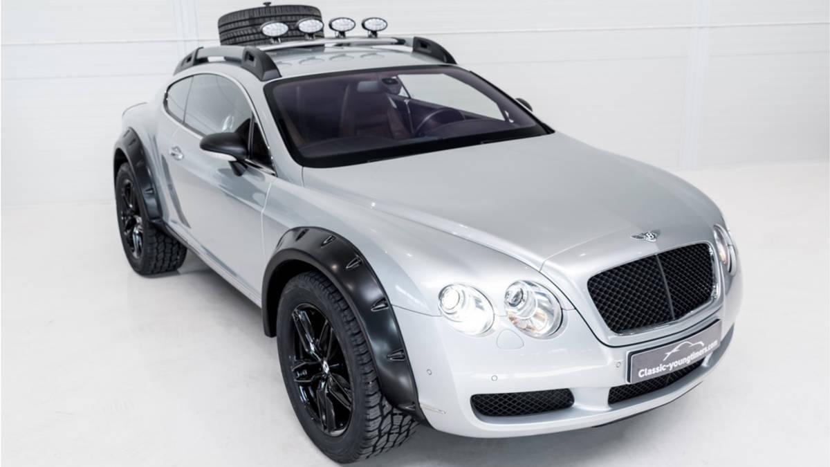 Но это совсем не новый автомобиль - это Bentley 2004 года и он имеет около 52 000 миль на одометре нем, поэтому цена - доступная по запросу - может быть довольно разумной.