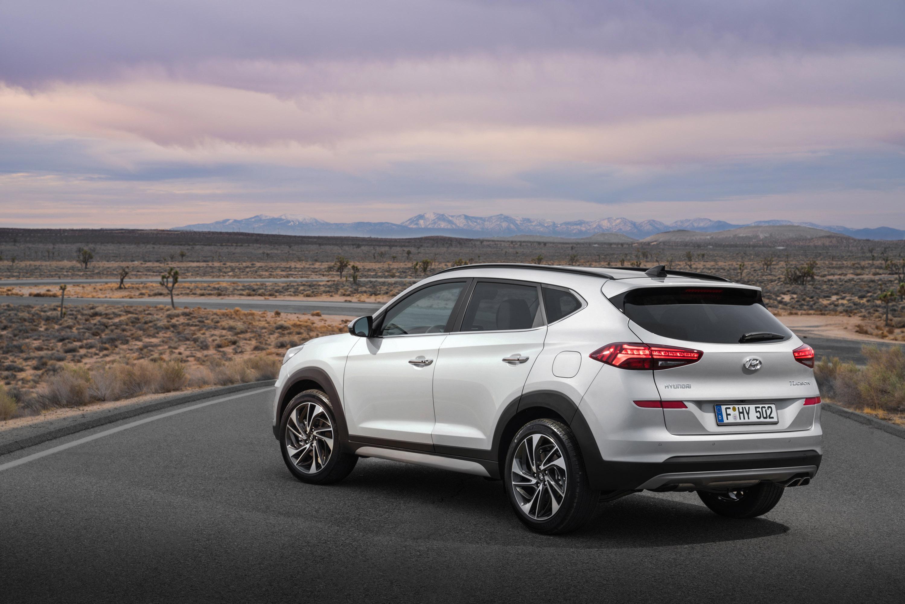 Аудитория на Международном автосалоне в Нью-Йорке 2018 стала свидетелем открытия новейшего Hyundai Tucson - одной из самых популярных и известных моделей бренда.