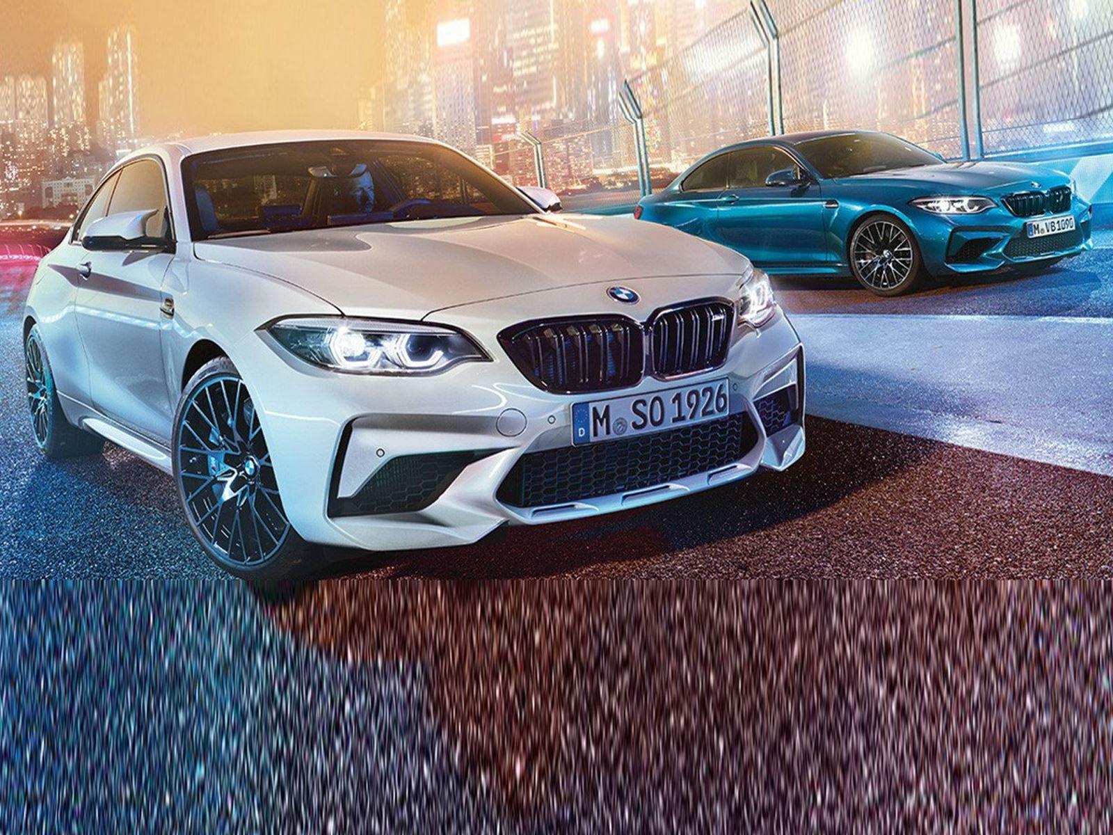 Представляем вашему вниманию 2019 BMW M2 Competition мощностью 410 л.с. и 550 Нм крутящего момента от знакомого нам шестицилиндрового двигателя с турбонаддувом. В обычном M2 этот двигатель производит 365 л.с. и 465 Нм, а теперь он получил дополнитель