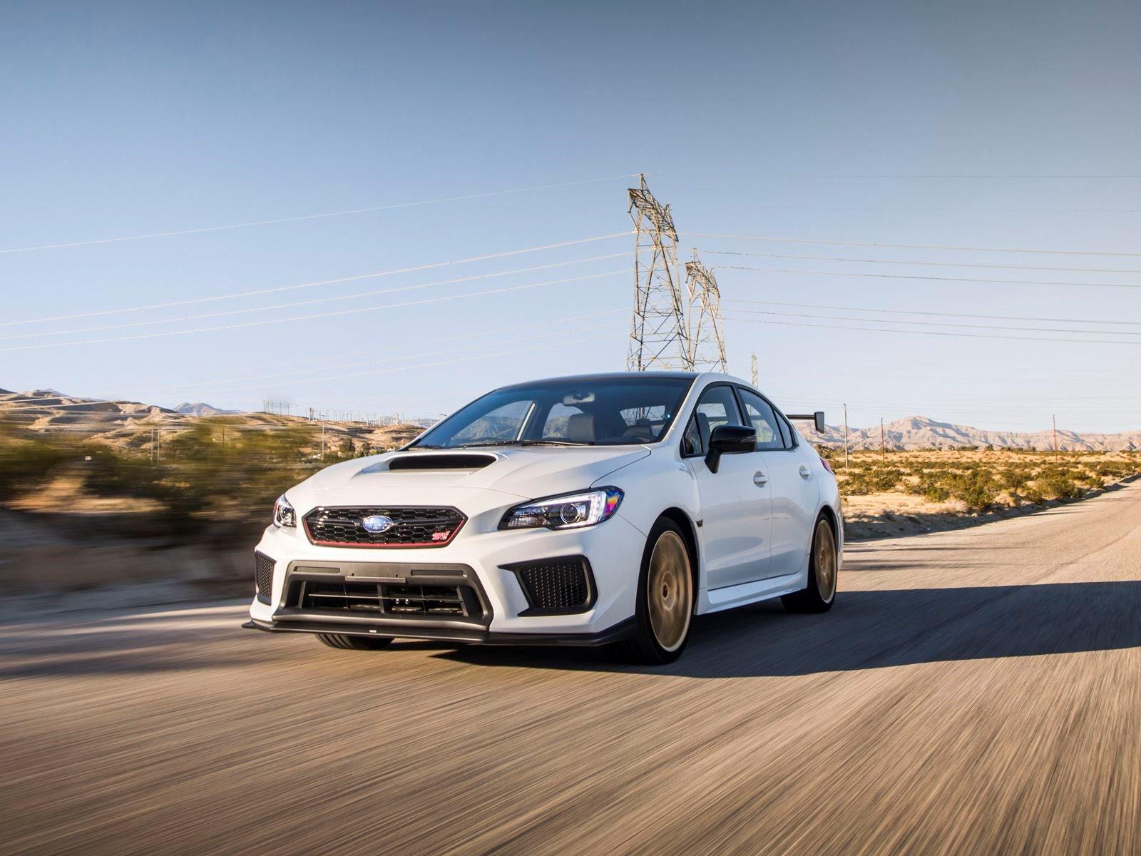 Спортивный седан Subaru мощностью 305 лошадиных сил получит немного больше мощности в 2019 году, и вы можете поблагодарить ограниченный выпуск Type RA 2018 года за это обновление. Согласно источнику «The Truth About Cars», документ, отправленный Suba