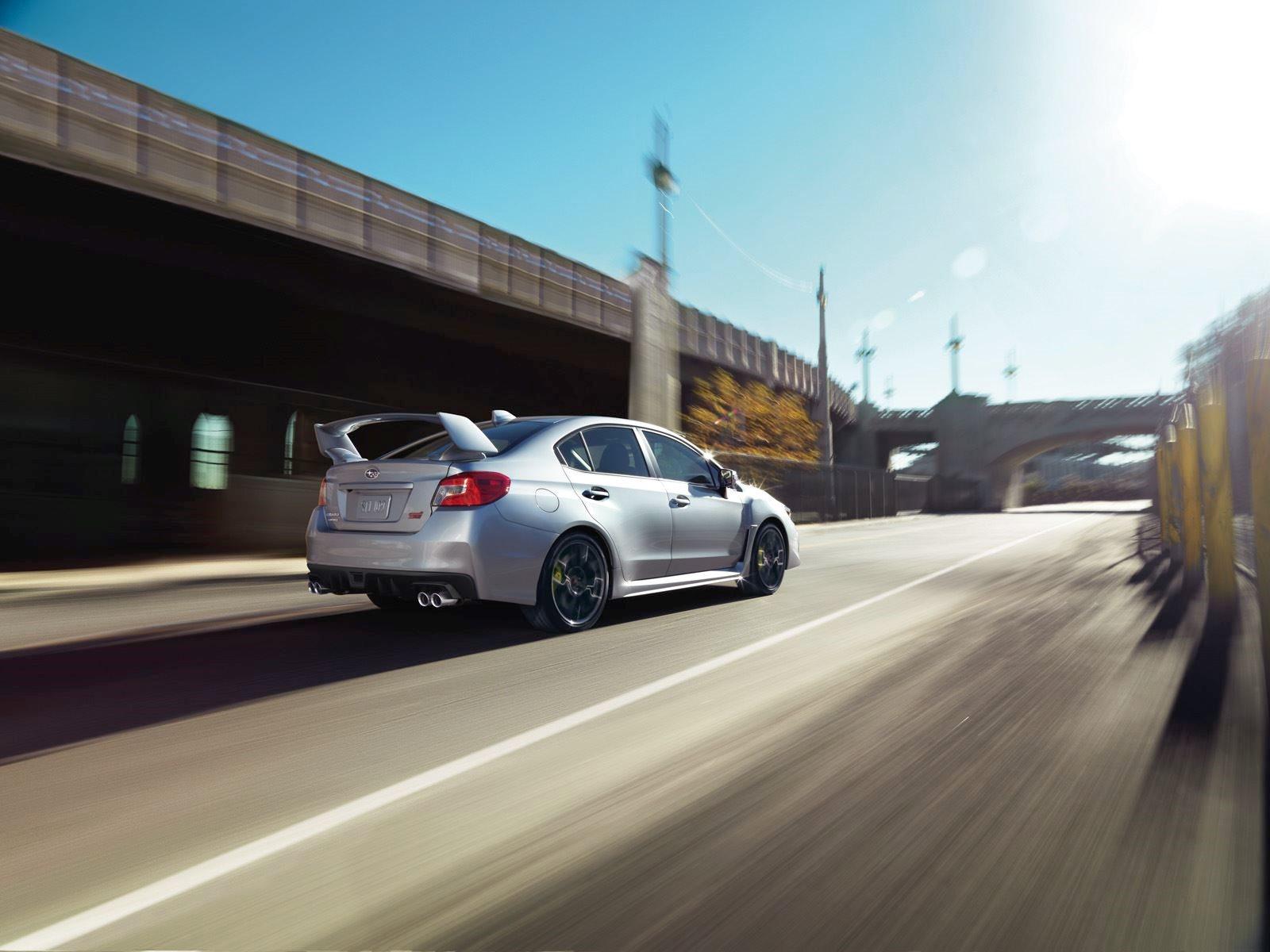 Type RA также был одарен другими достоинствами, которые, скорее всего, не получит стандартный STI, таким как крыша из карбона, подвеска Bilstein и модифицированная система управления динамикой транспортного средства. Его цена составляет 48 995 доллар
