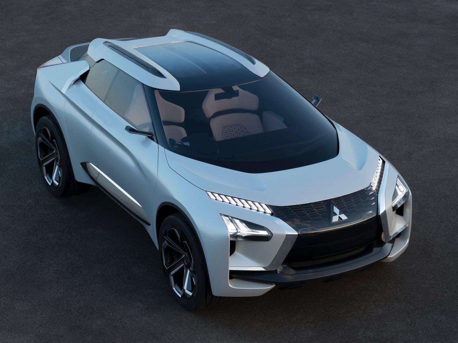 Да, концепция - внедорожник, но дизайн кузова и его технологии весьма интересны - всё это может быть применено в серийном автомобиле с низким уровнем тяжести. Возможно, возрожденный Эво? Будем надеяться, что это все станет возможным благодаря новому