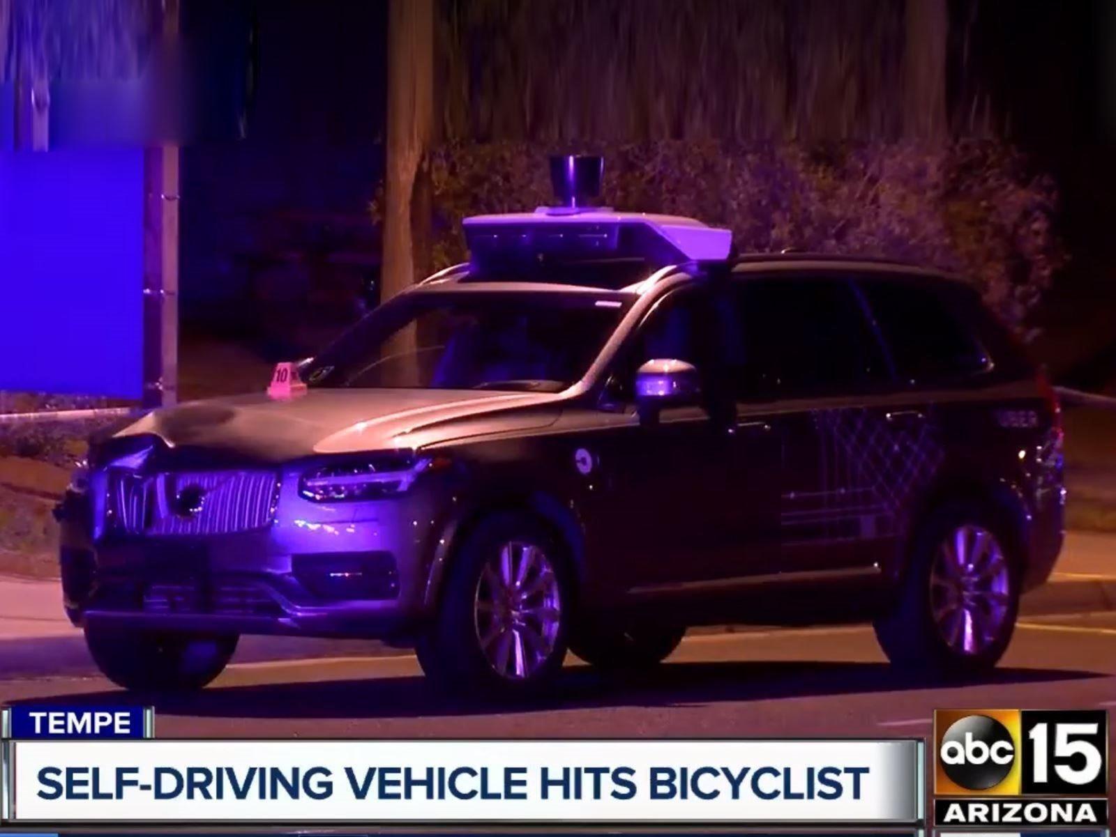 Вскоре будет противозаконно отвлекаться от вождения в автономной машине.