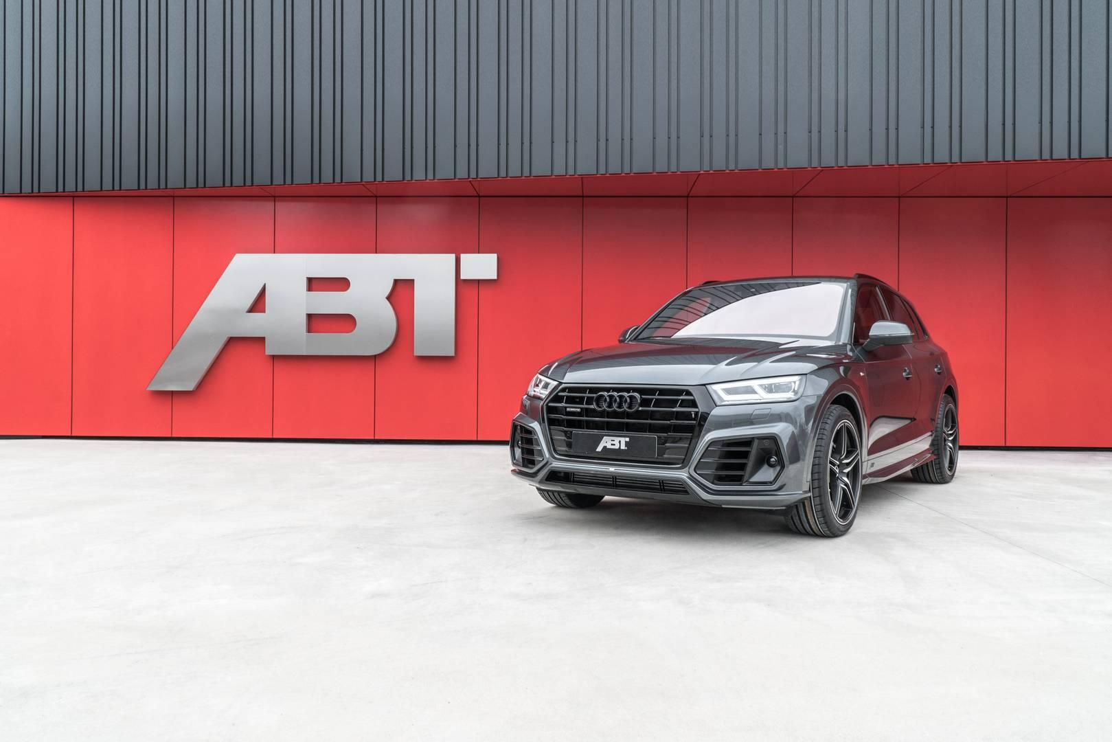 Все больше и больше клиентов выбирают внедорожники в пользу седанов. Эта тенденция не ускользнула от ABT, который недавно выпустил тюнинг-пакет для нового Audi Q5.