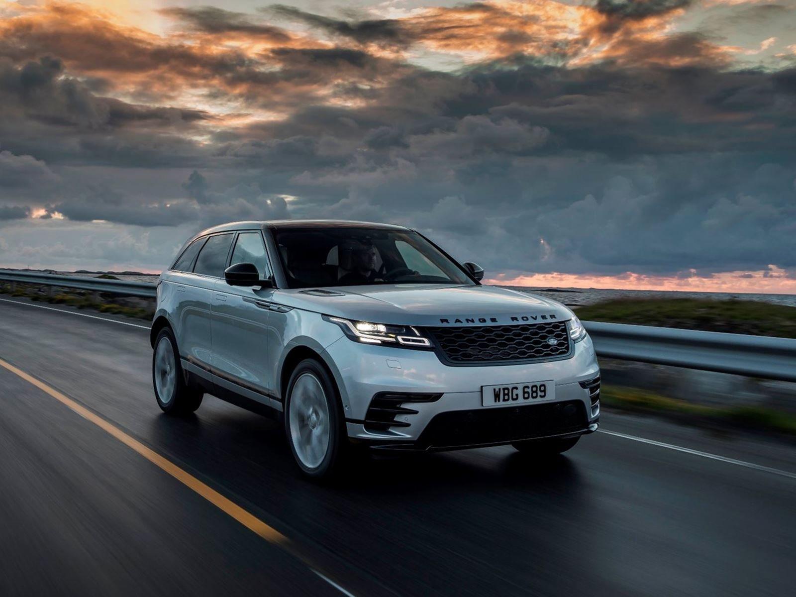 Возможно, это вдохновит Jaguar Land Rover на производство кабриолета Range Rover Velar.