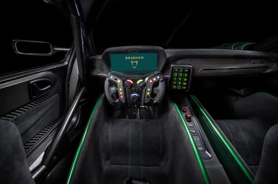 Brabham снова представил новинку автомобильной сцены с выпуском нового BT62.