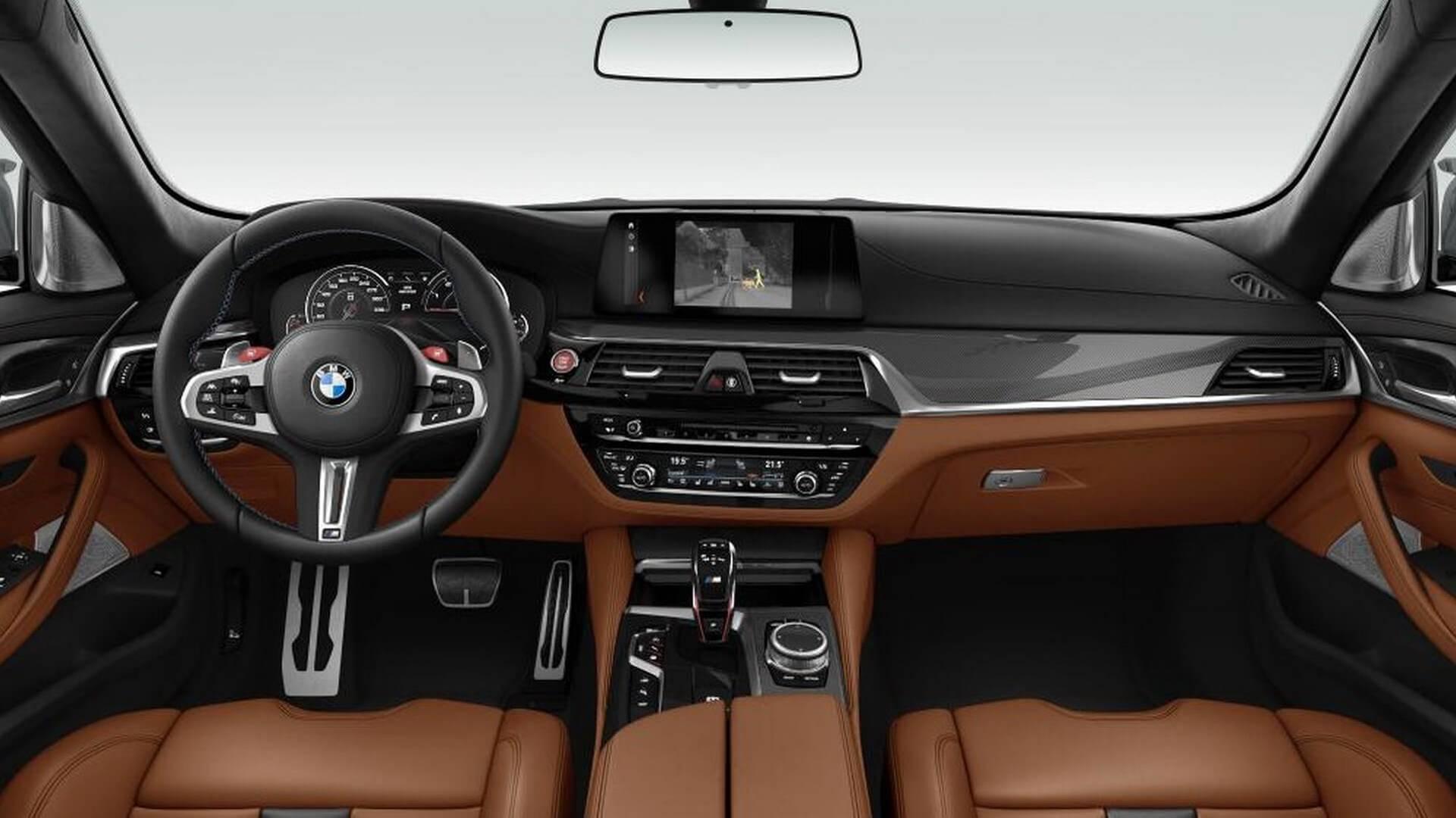 2019 BMW M5 Competition, по-видимому, будет запущен сегодня, 8 мая. Считается, что фотографии являются рекламными фотографиями, которые будут сопровождать запуск M5.