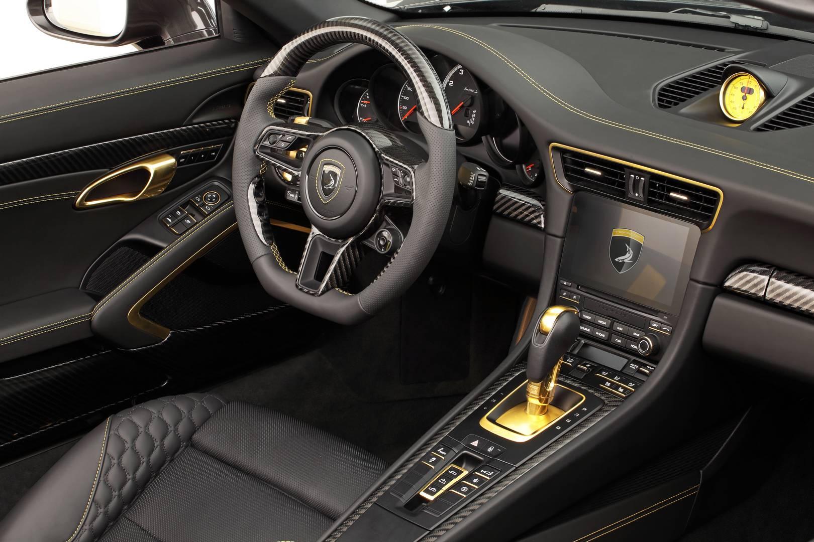 Мы полагаем, что оба проекта основаны на вариантах Turbo. TopCar также заявил, что при желании мощность может быть увеличена до 800 л.с.