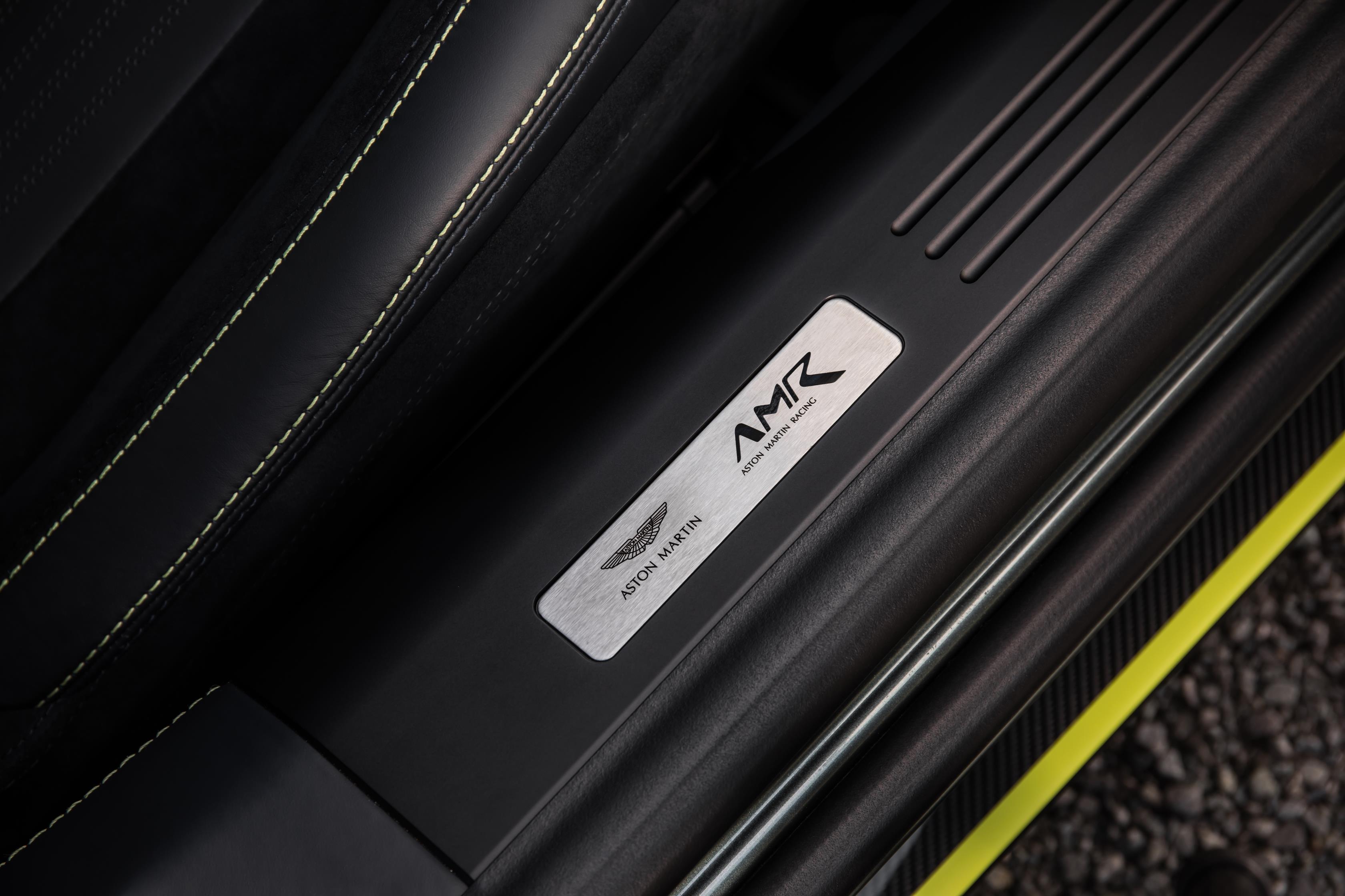 В пресс-релиз, похоже, подтверждается, что Aston Martin откажется от стандартного V12 с запуском нового AMR.