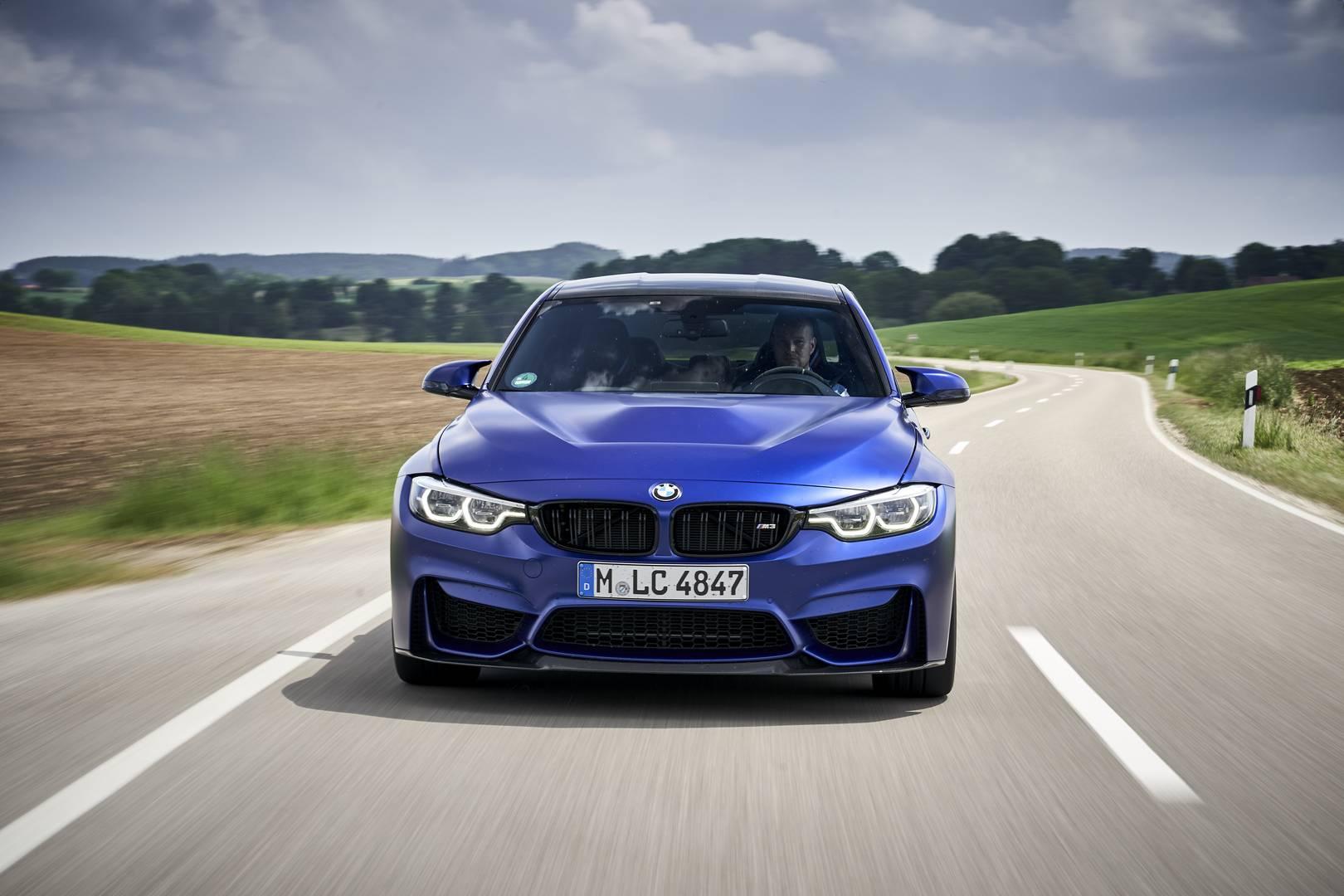 M3 стал более эффективным автомобилем - не жертвуя фактической производительностью.