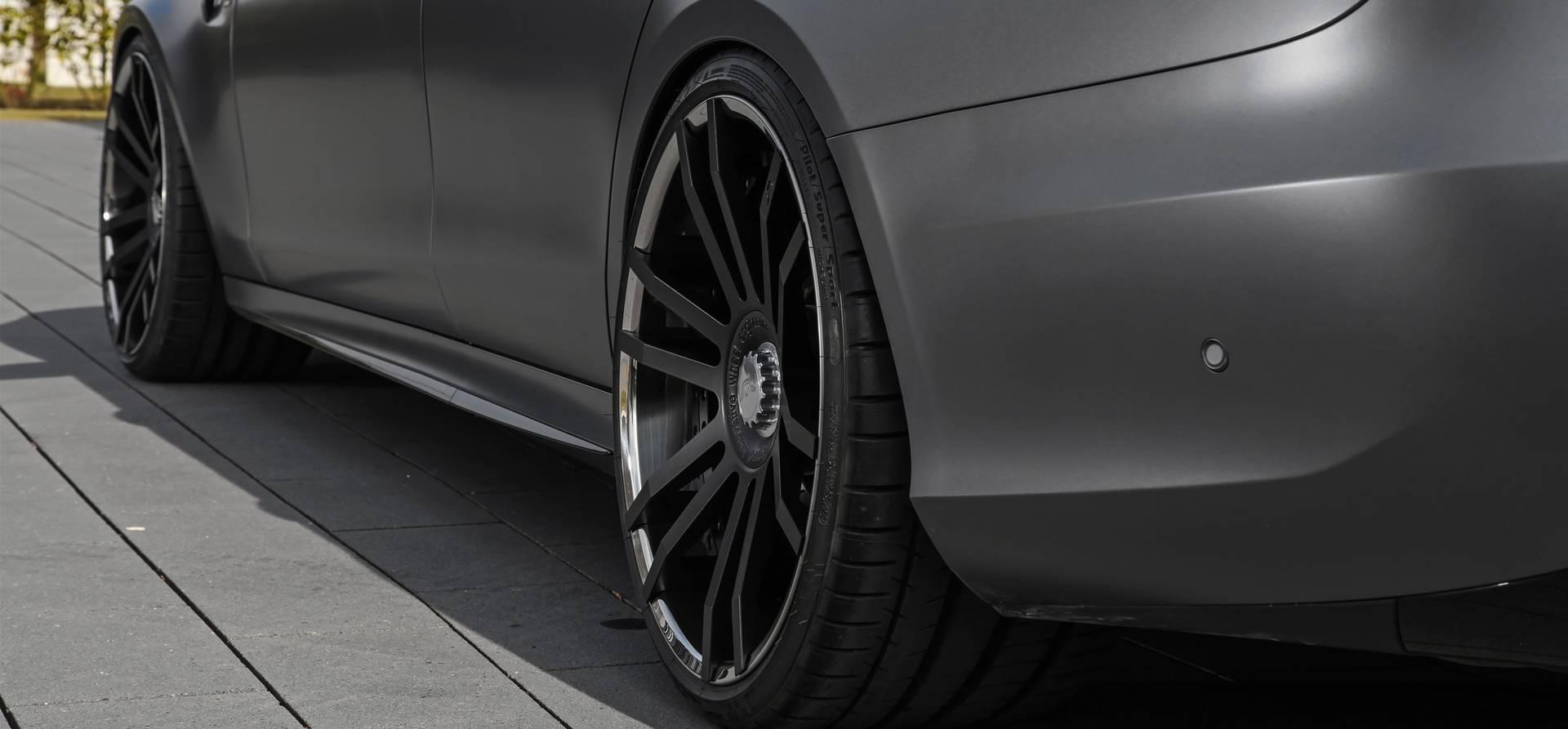 Wheelsandmore предлагают пакет «Stage 3» за 4 999 евро, включач немецкий НДС в размере 19%.
