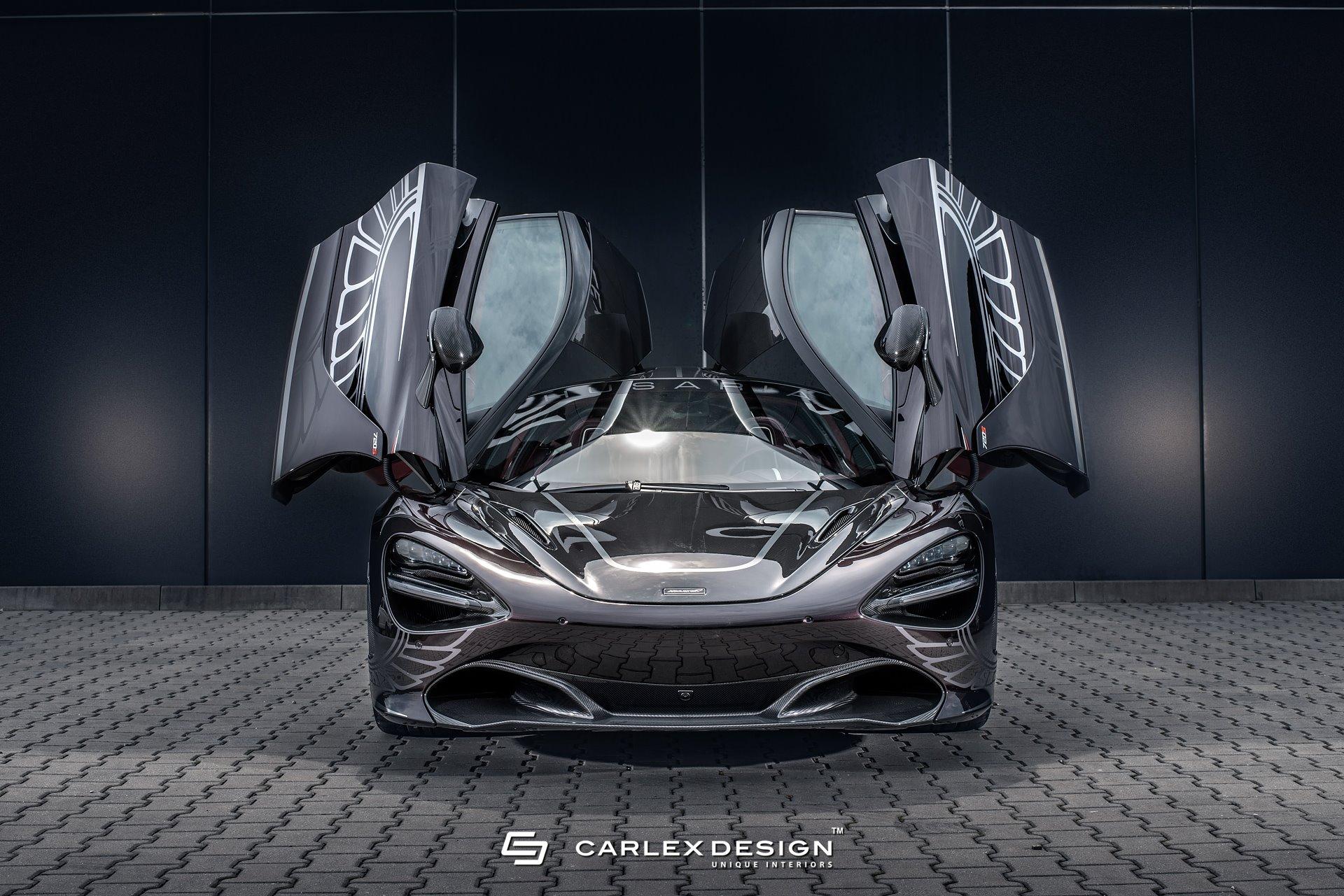 На самом деле автомобиль получает «крылатые» мотивы снаружи, в остальном, он остается полностью стоковым, за исключением того, что капот и крыша комплектуются специальными панелями MSO, выполненными из углеродного волокна. Сам автомобиль оснащен 4.0-
