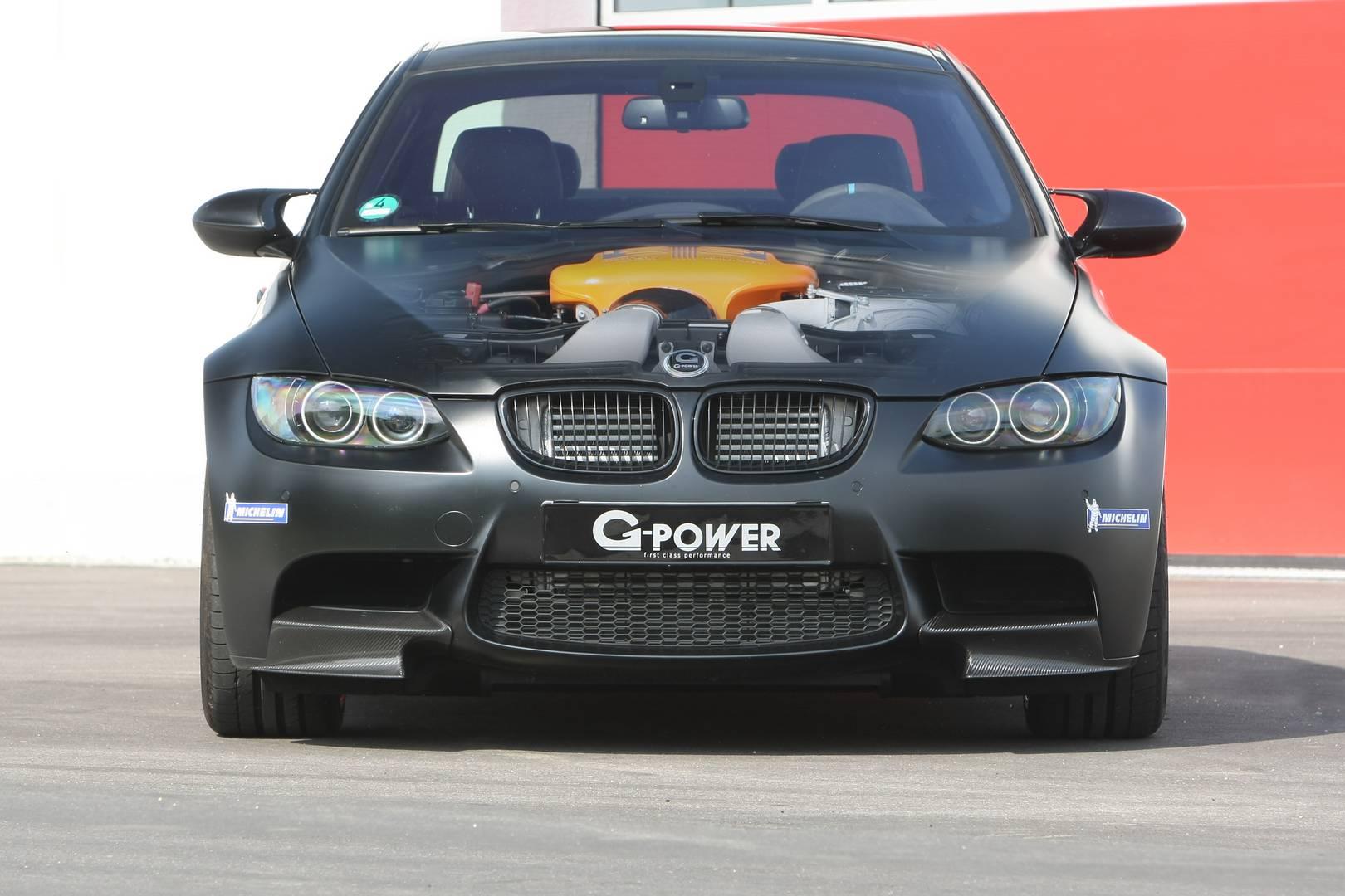 M3 по-прежнему является самой успешной моделью от G-Power на сегодняшний день. В последние годы компания расширяется и настраивает и другие модели BMW, например, M5 и M6. Тюнеры также «играли» и с нижним диапазоном линейки BMW, например, со скромным