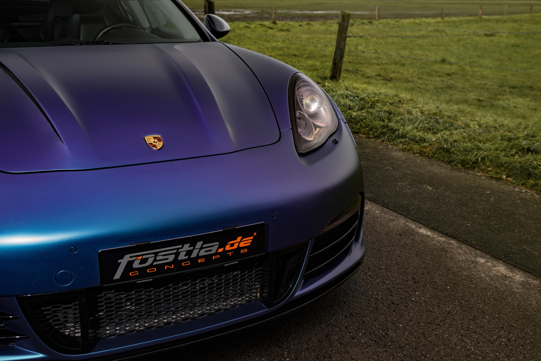 Fostla.de показывает свой новый Porsche Panamera