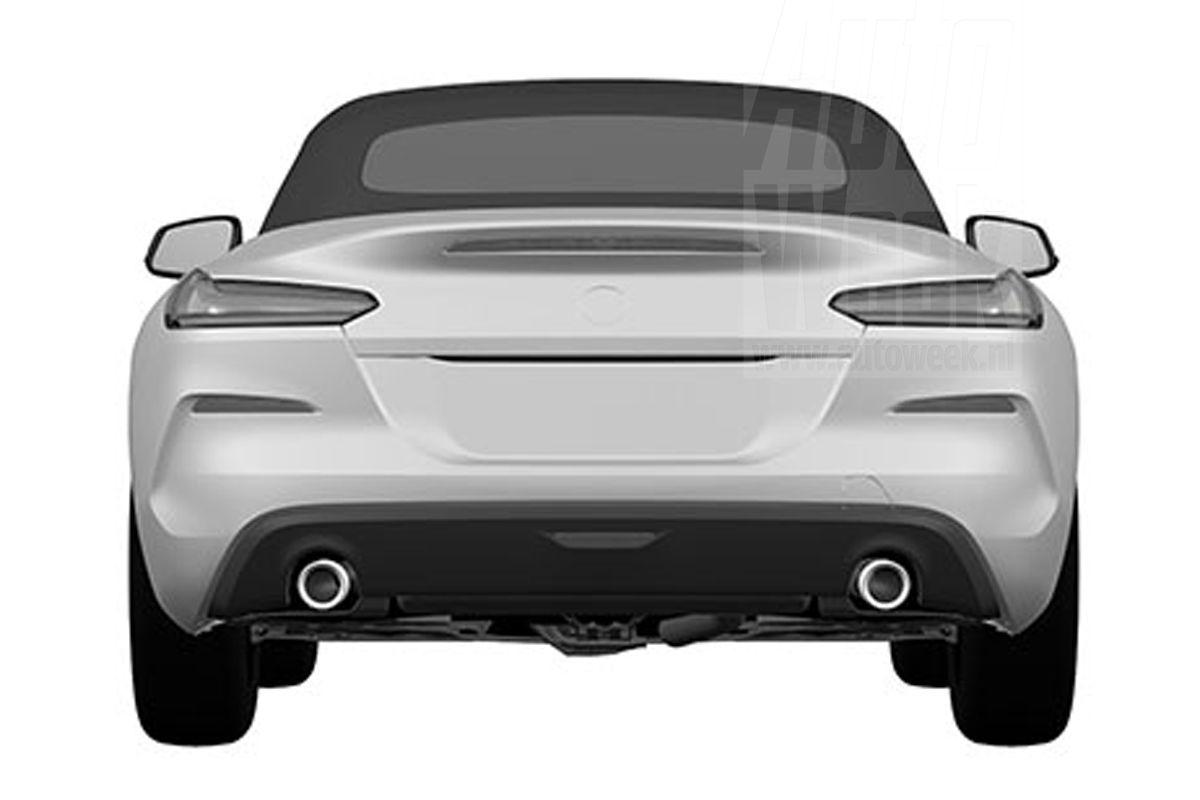 Фотографии показывают автомобиль, который довольно близок к концептуальному автомобилю, который мы видели в прошлом году. Самой заметной особенностью является то, что двойные фары BMW заменены.