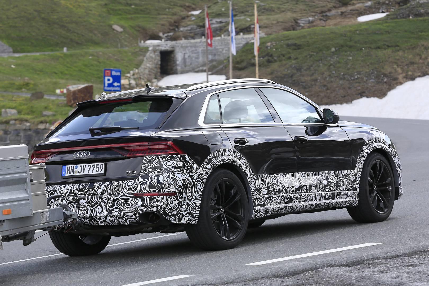Audi RS6 является одним из наших фаворитов.
