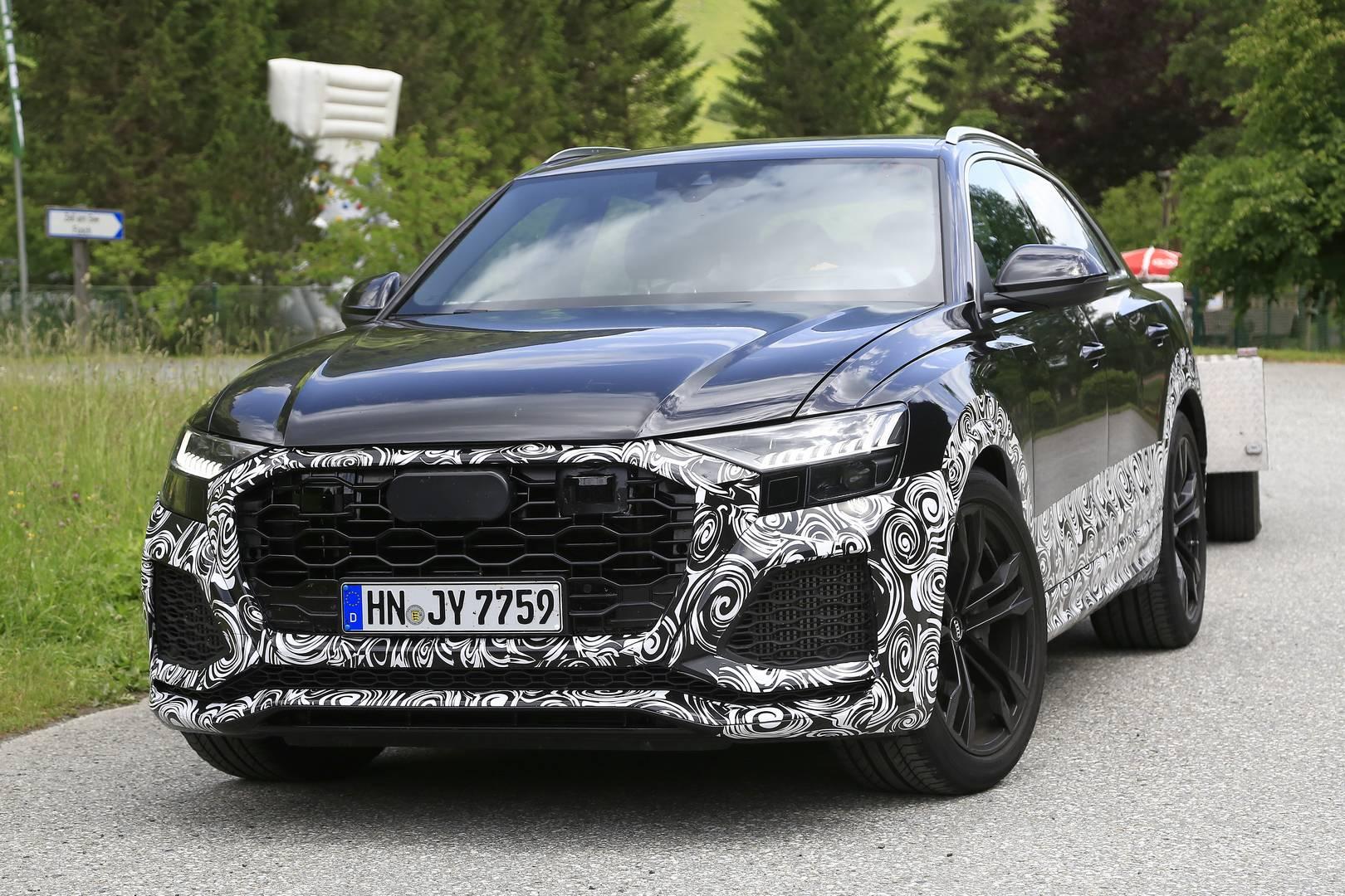 RS6, как ожидается, дебютирует в начале 2019 года, возможно, на Женевском автосалоне 2019.
