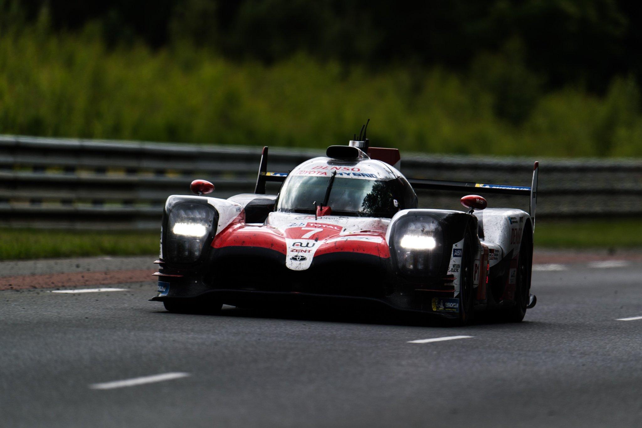 Toyota, наконец, победила в 24-х часах Ле-Мана 2018