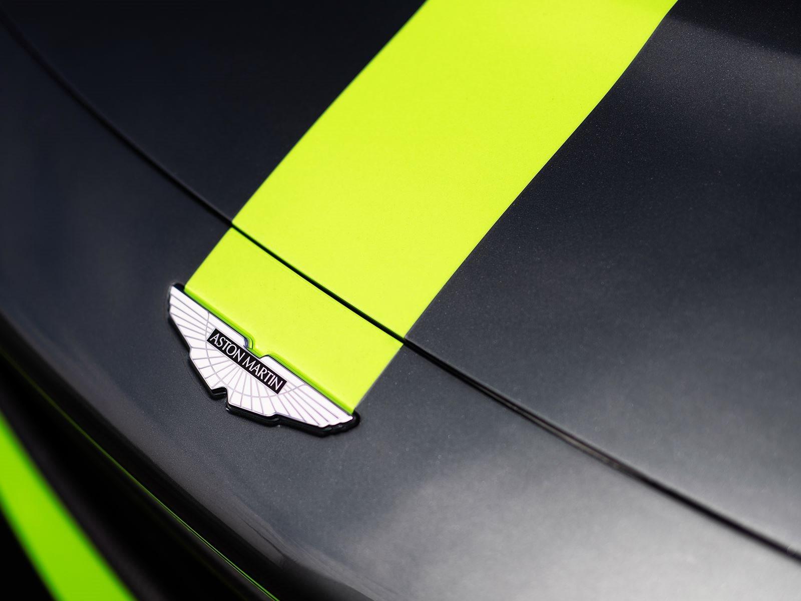 Новые гоночные версии Aston попали на трек в La Sarthe.